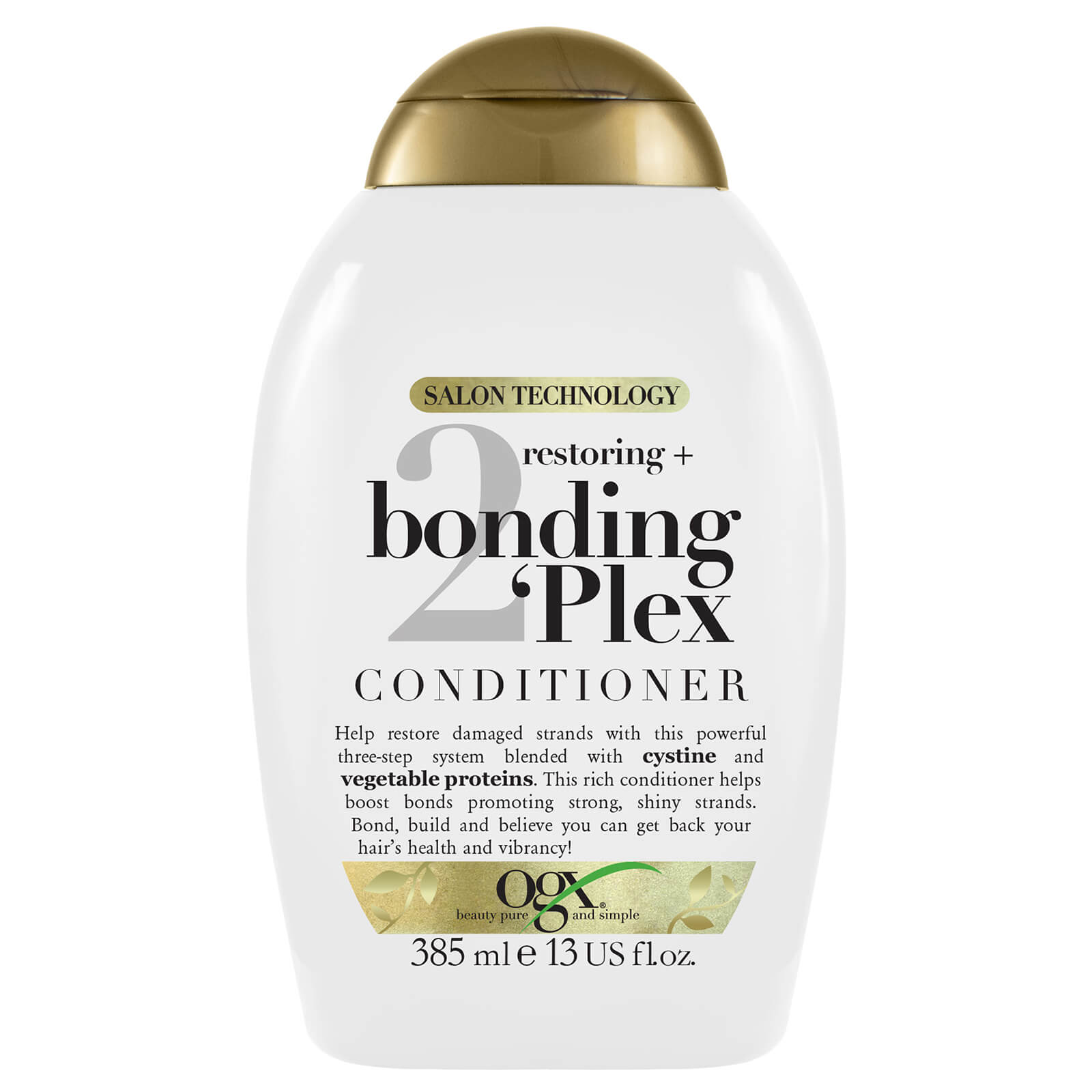 Купить OGX Restoring+ Bonding Plex Conditioner 385ml