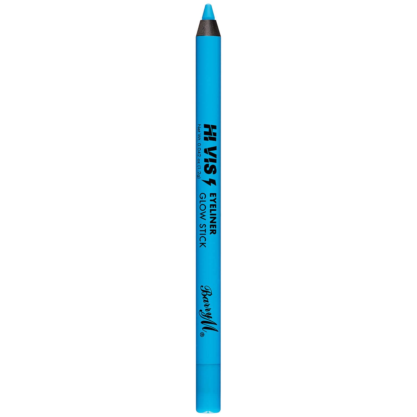 Barry M Cosmetics Hi Vis Bold Waterproof Eyeliner 1.2g (Various Shades) - Glow Stick