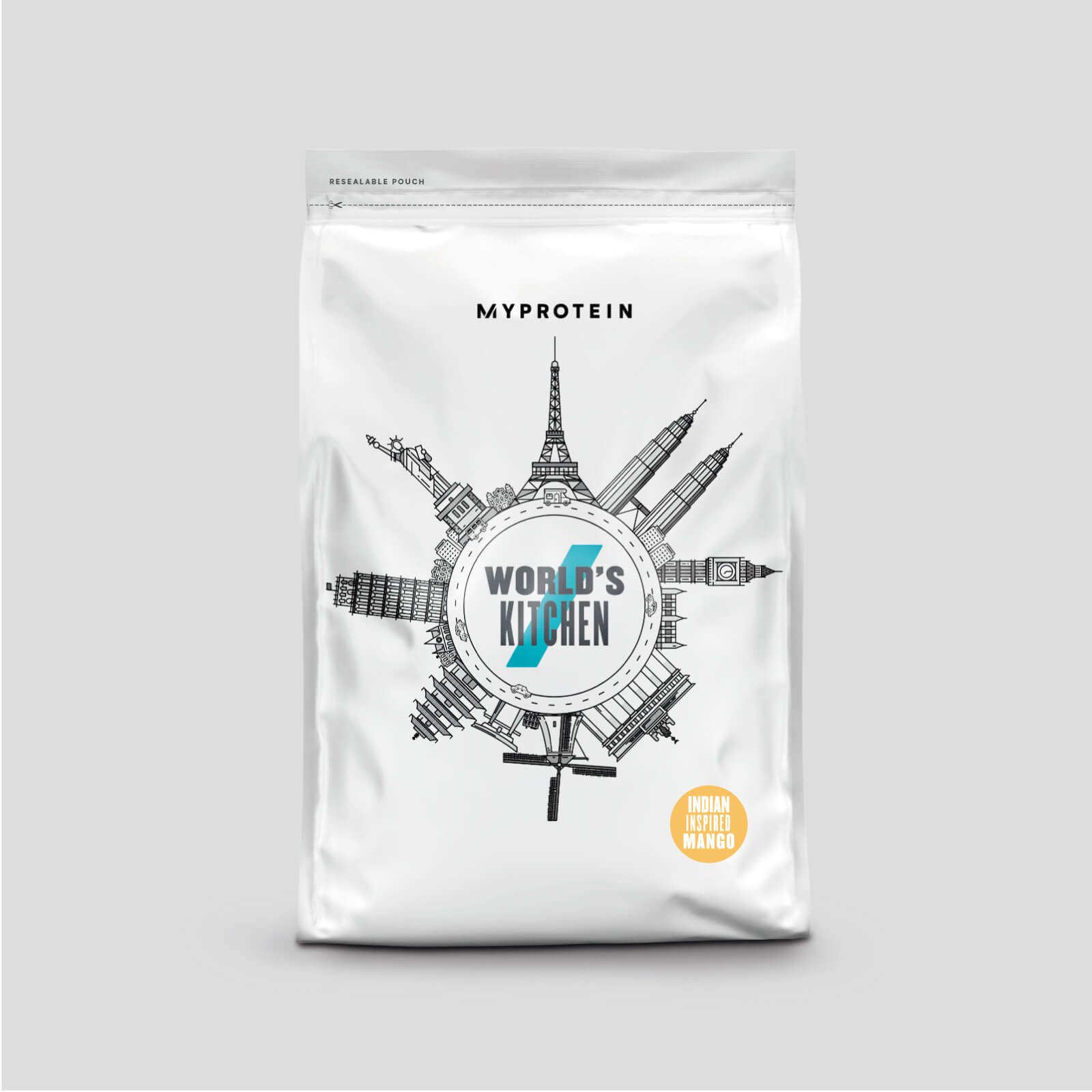 Impact Whey Protein - 1kg - Mangue