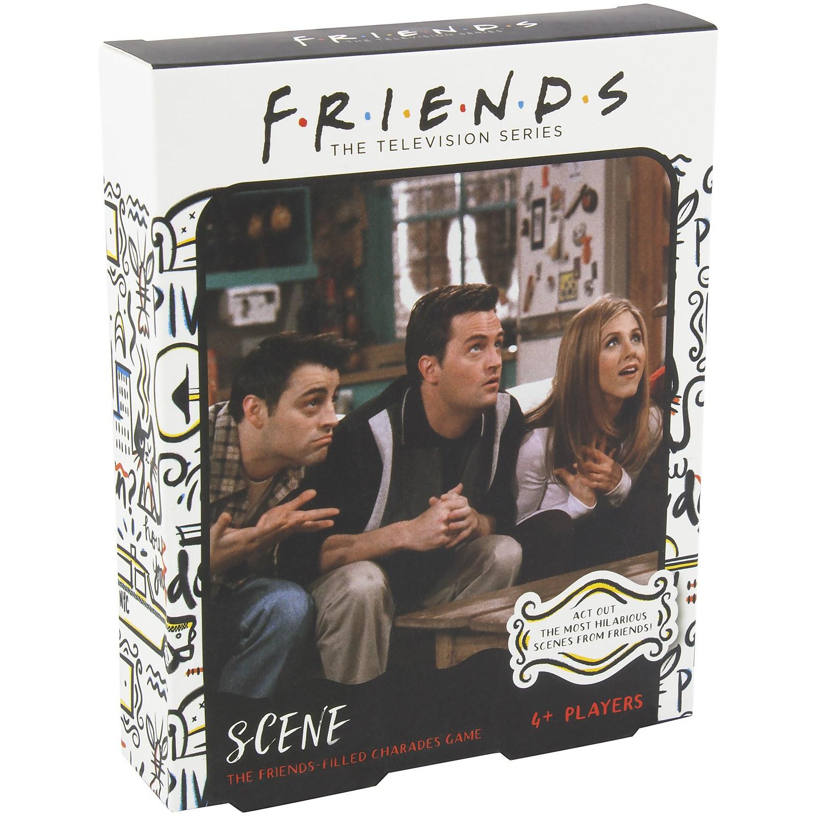 Image of Friends Scene Game