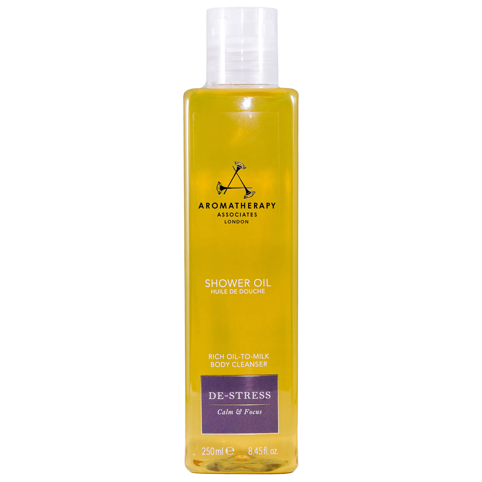 Купить Aromatherapy Associates De-Stress Shower Oil 250ml