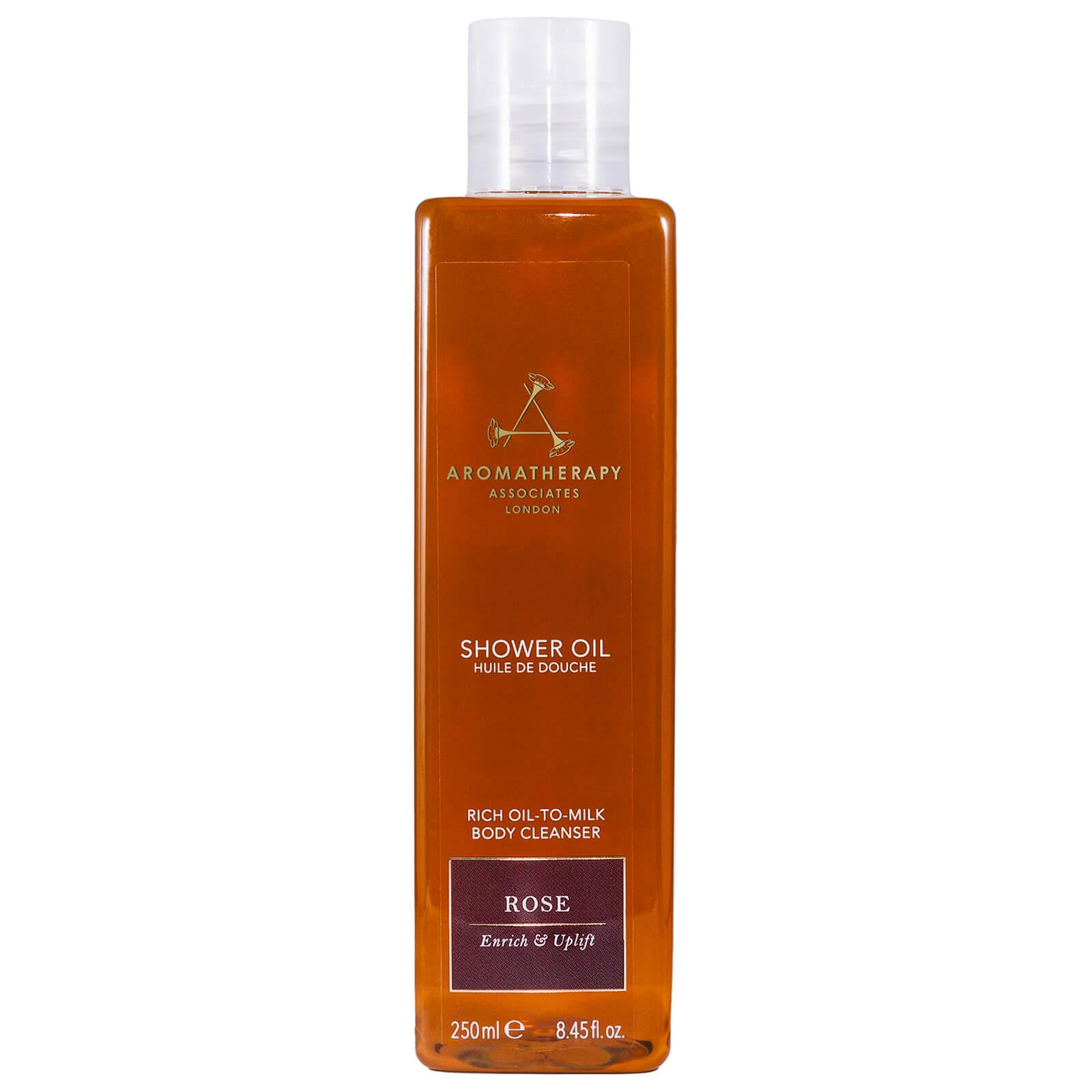 Купить Aromatherapy Associates Rose Shower Oil 250ml