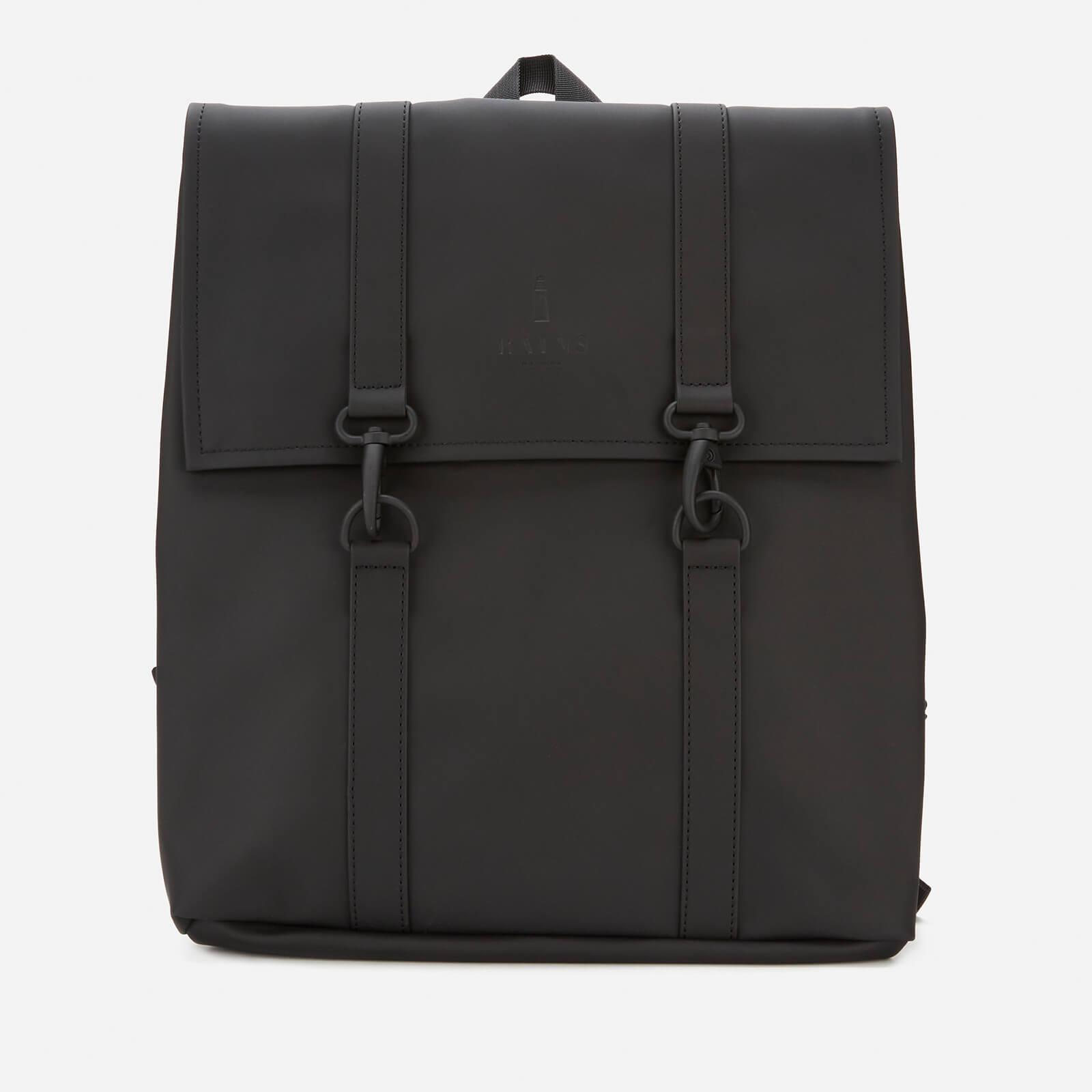 Rains Msn Bag Mini - Black