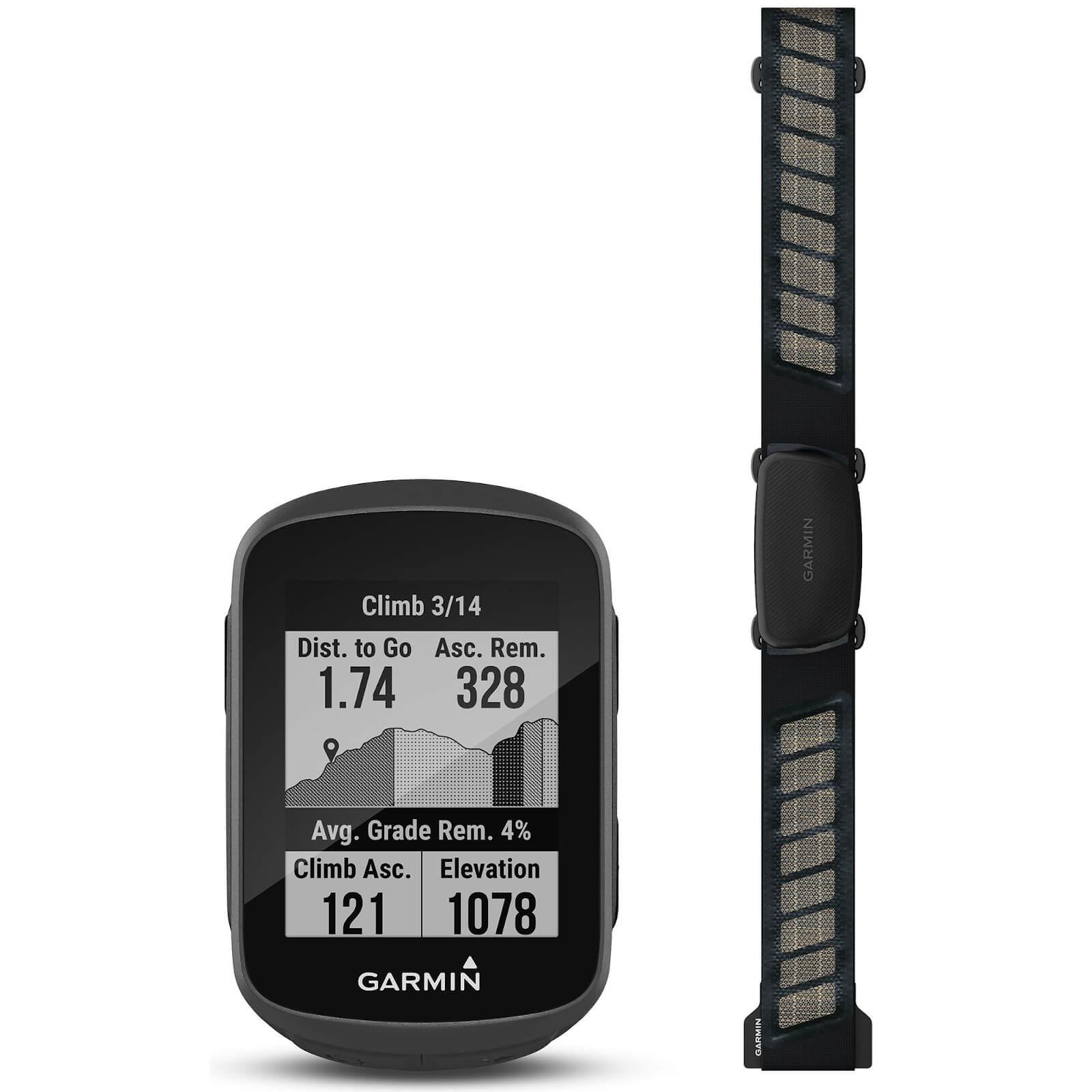 Garmin Edge 130 Plus GPS Cycling Computer Bundle