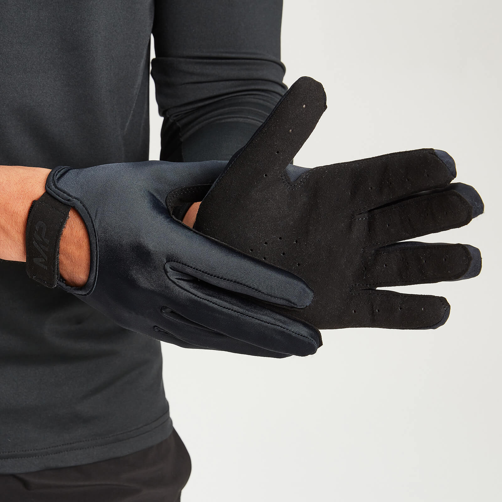 Mp Men's Full Coverage Lifting Gloves - Black - Xl Mpa242black Other Sports, Black