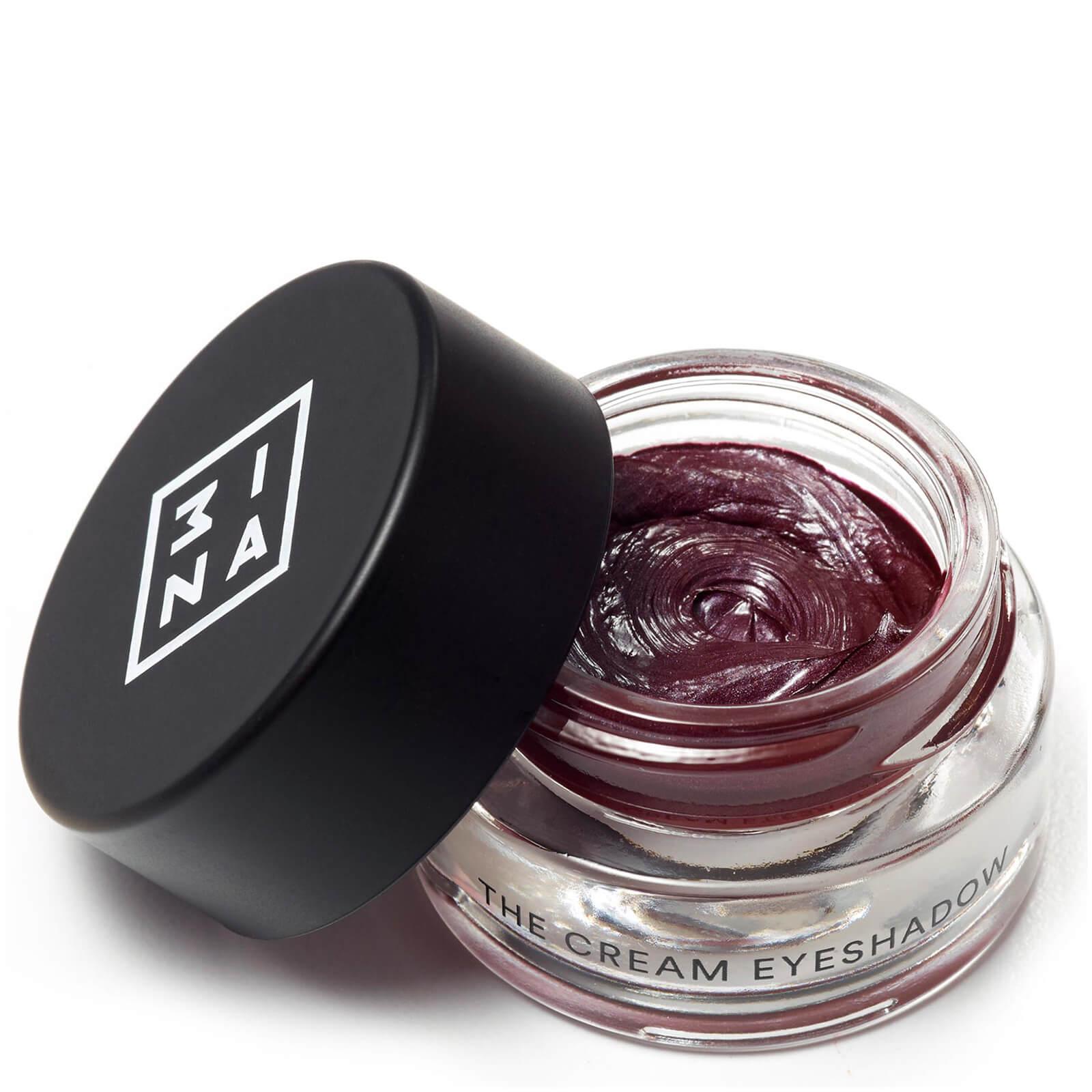 3INA Makeup The Cream Eyeshadow 3ml (Various Shades) - 318 Plum