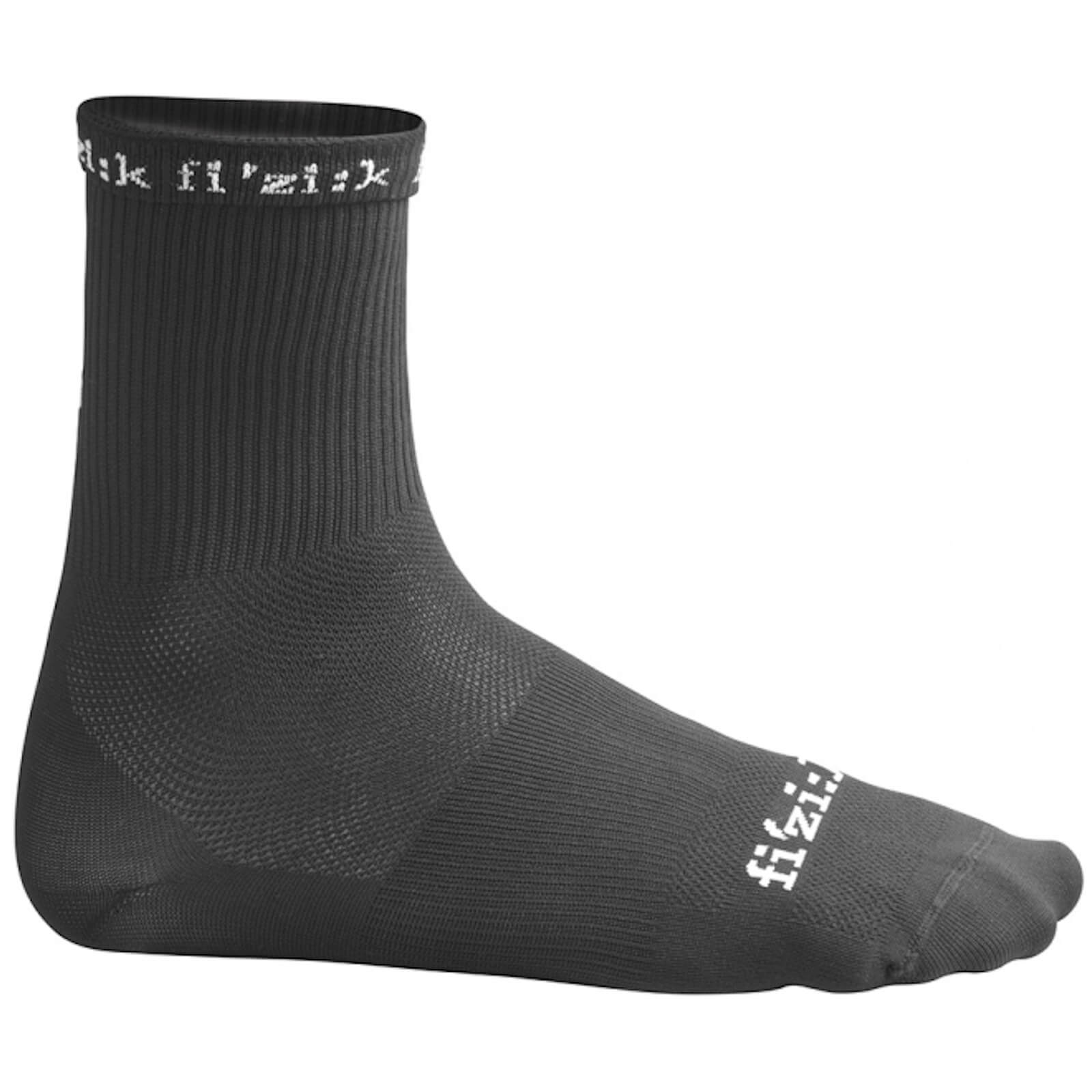 Fizik Summer Socks - Black - XL
