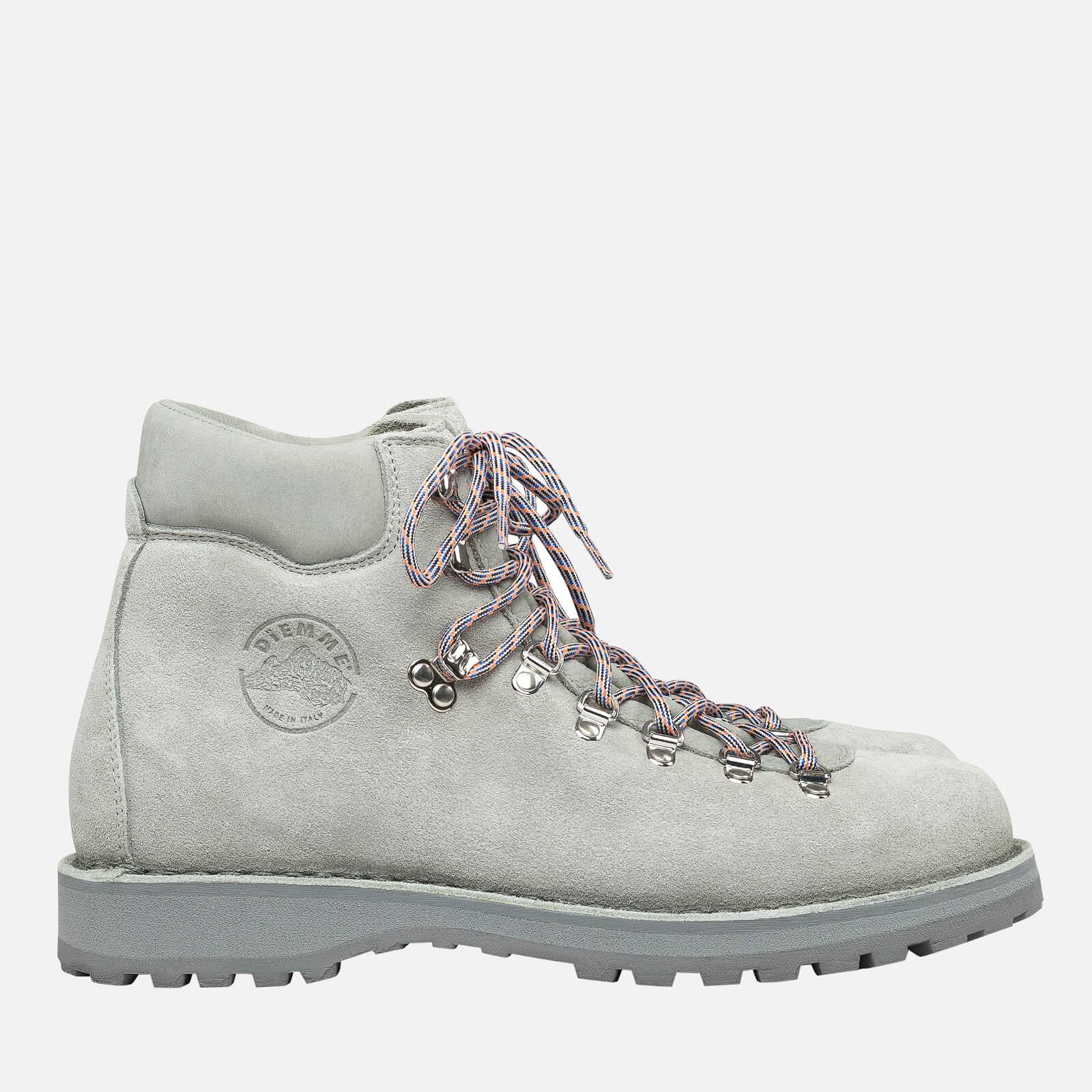 Diemme Women's Roccia Vet Suede Hiking Style Boots - Grey - Uk 3/Eu 35