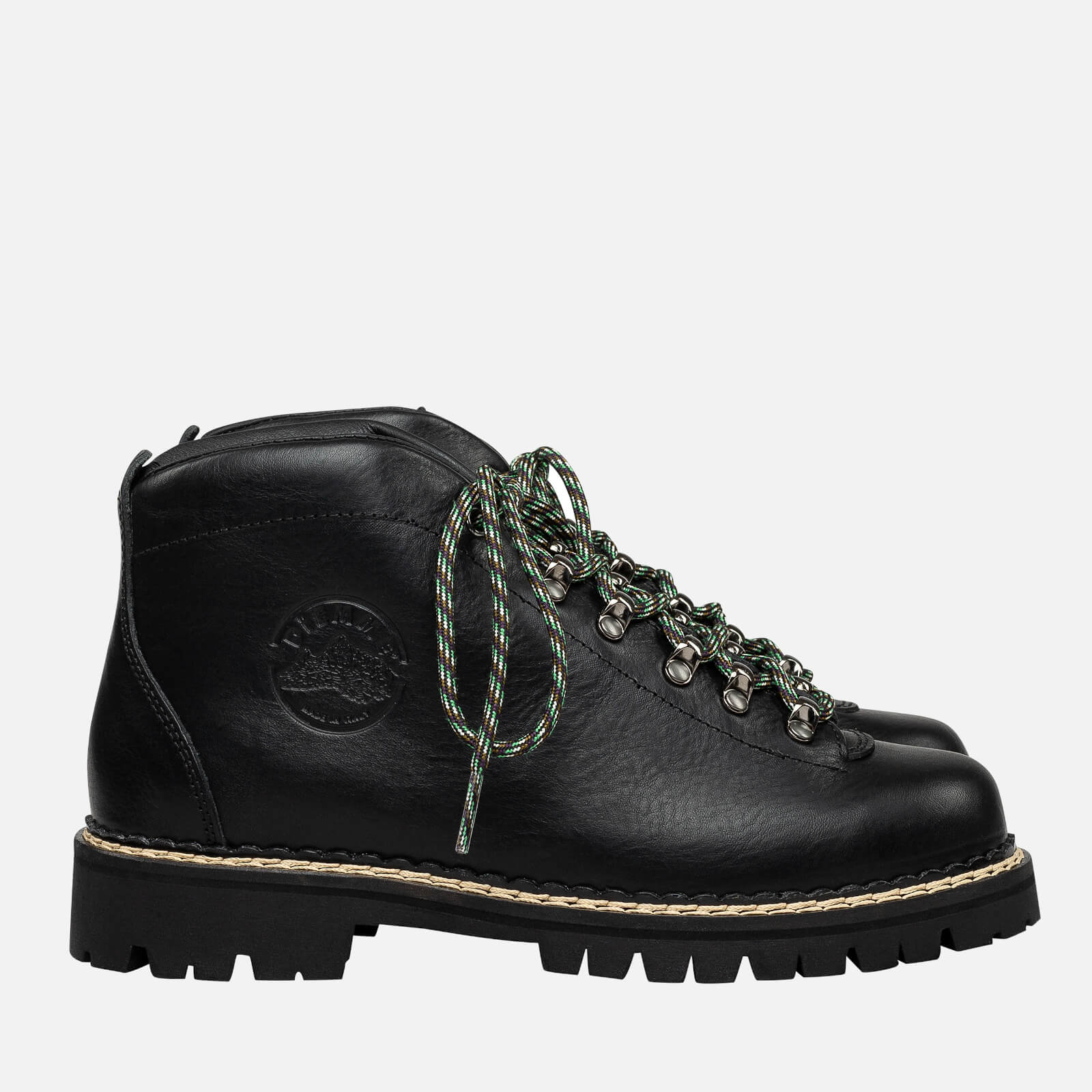 Diemme Women's Tirol Leather Hiking Style Boots - Black - Uk 3/Eu 35