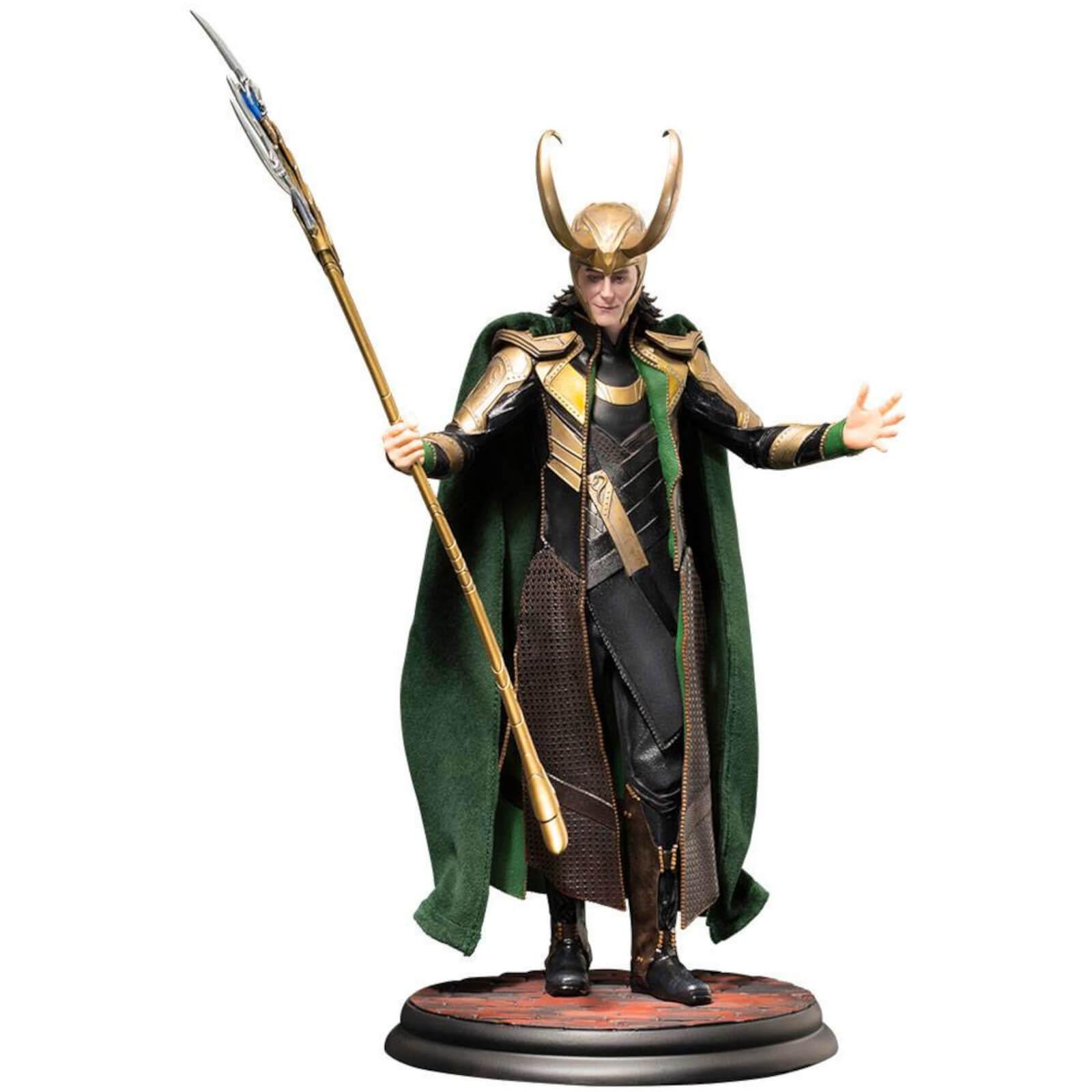 Kotobukiya Avengers ARTFX PVC Statue - Loki