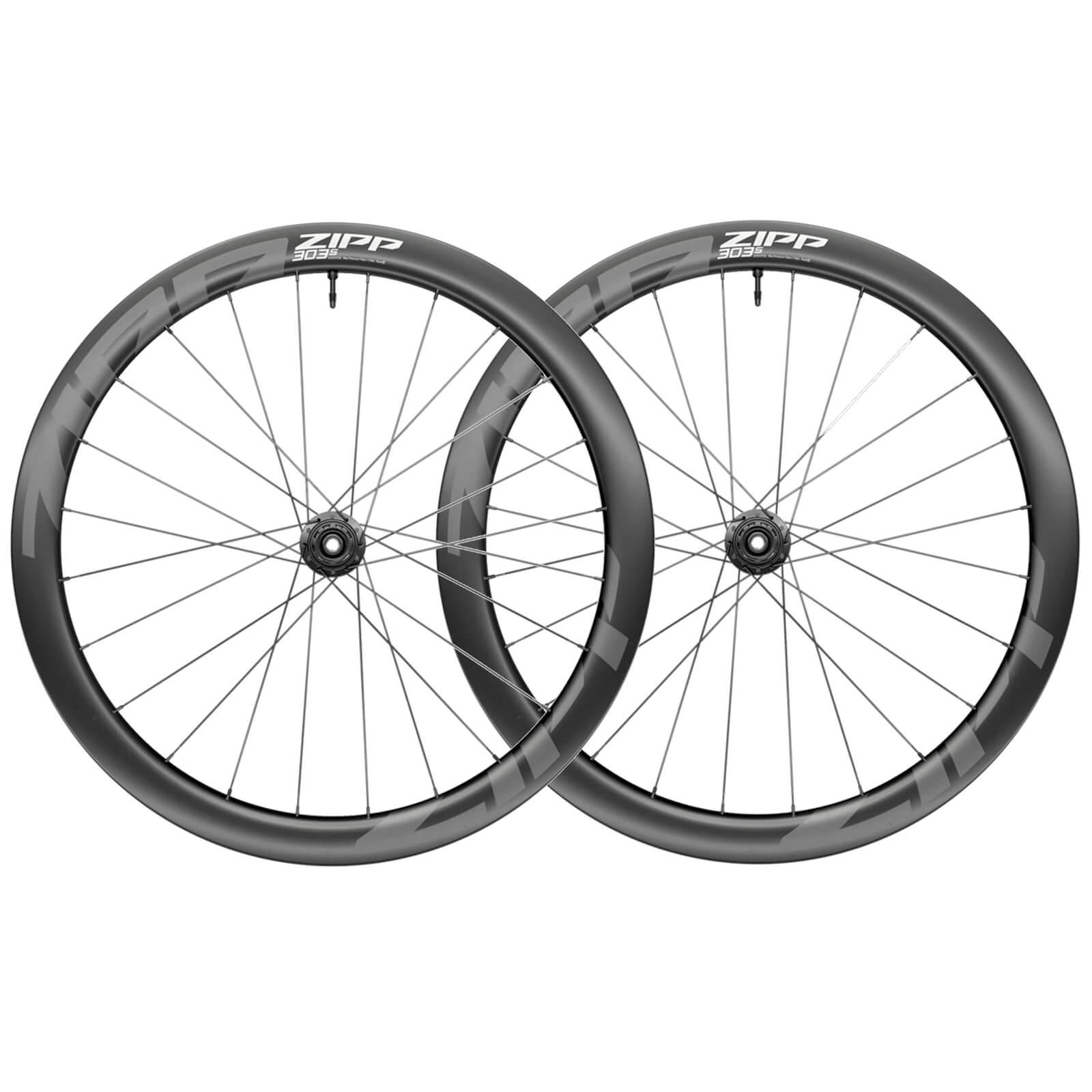 Zipp 303 S Carbon Tubeless Disc Brake Wheelset - Shimano/SRAM