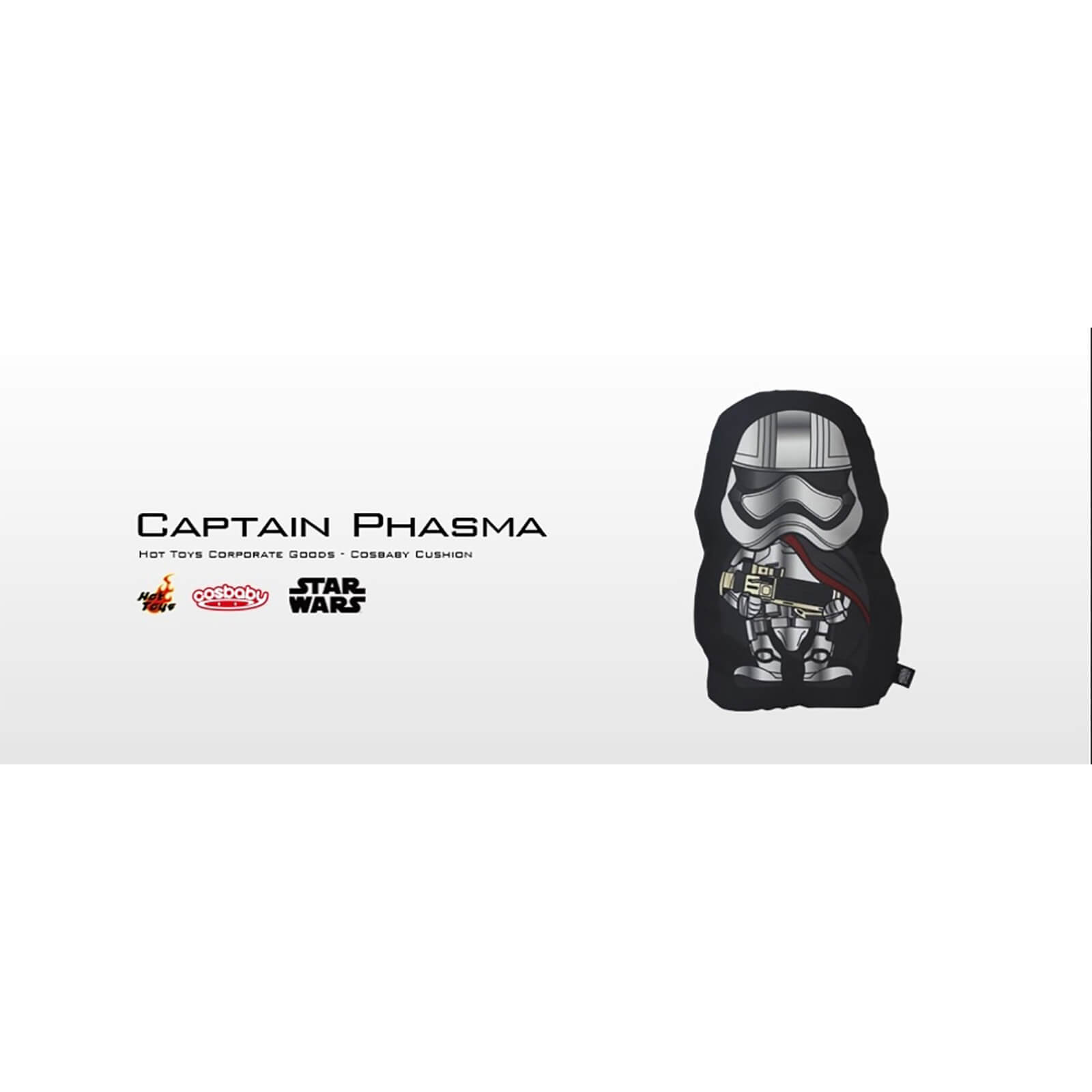 Hot Toys Cosbaby Star Wars Cushion - TFA Captain Phasma