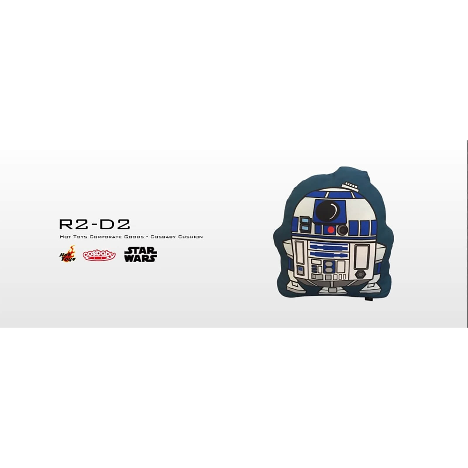 Hot Toys Cosbaby Star Wars Cushion - R2-D2