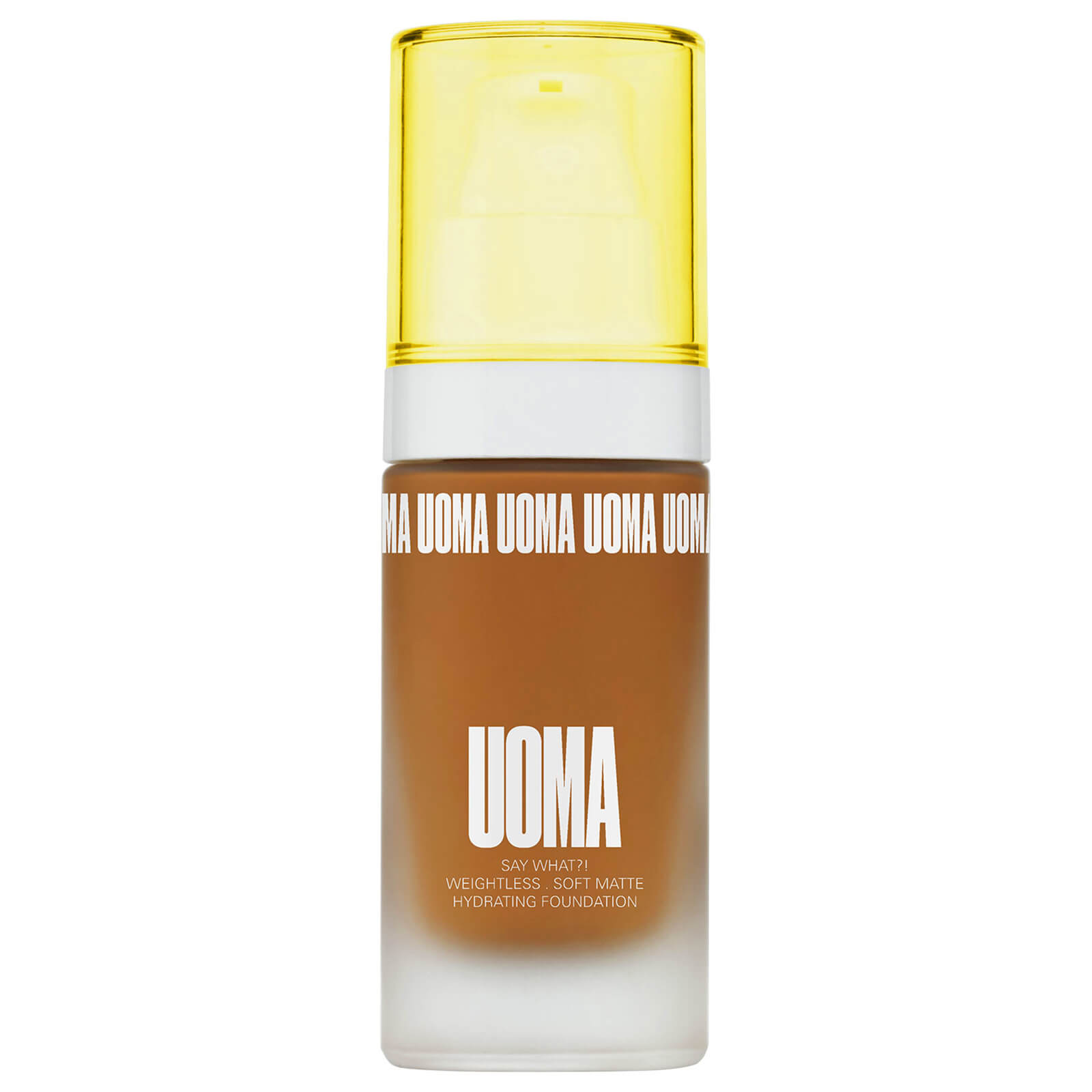 UOMA Beauty Say What Foundation 30ml (Various Shades) - Bronze Venus T3W