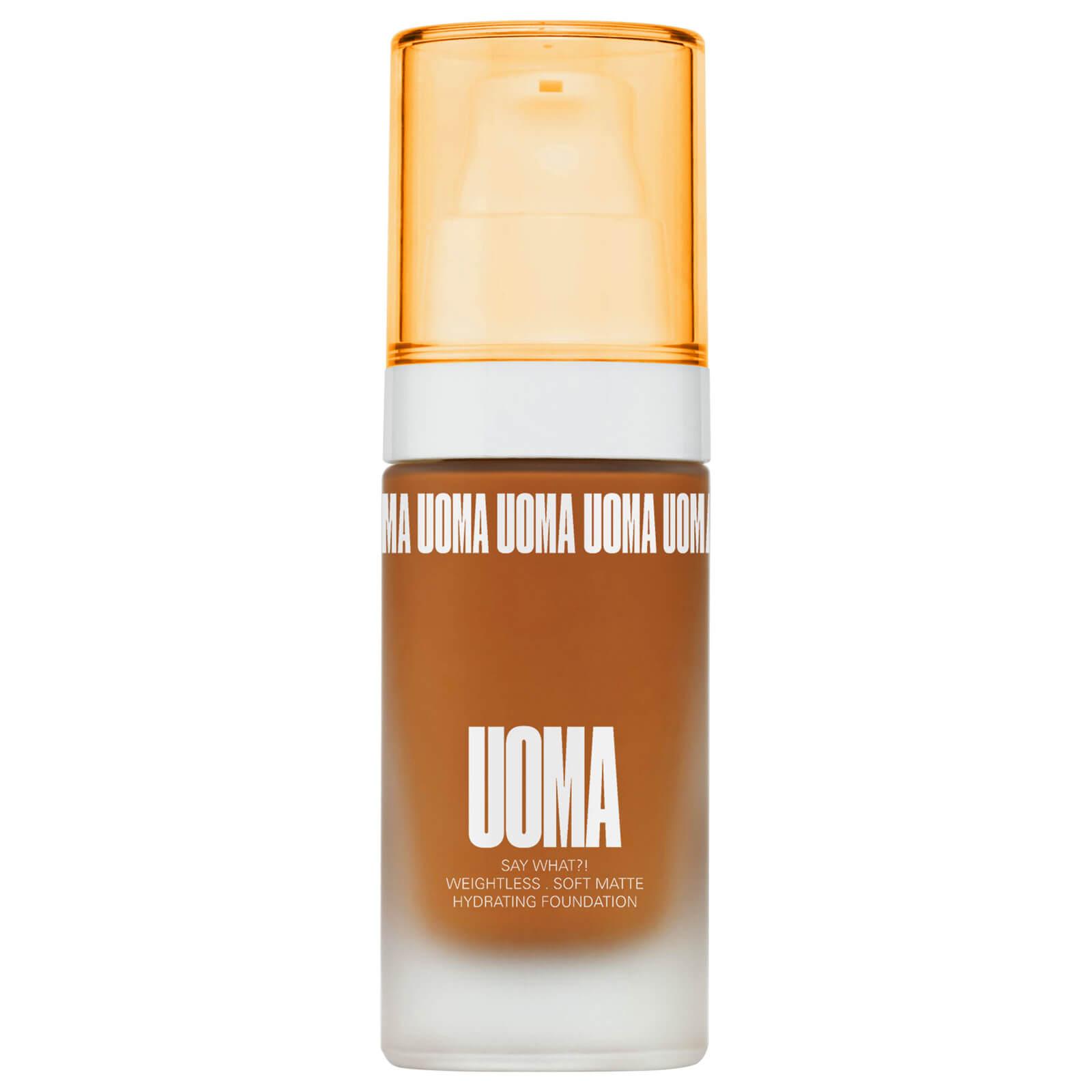 UOMA Beauty Say What Foundation 30ml (Various Shades) - Brown Sugar T1C
