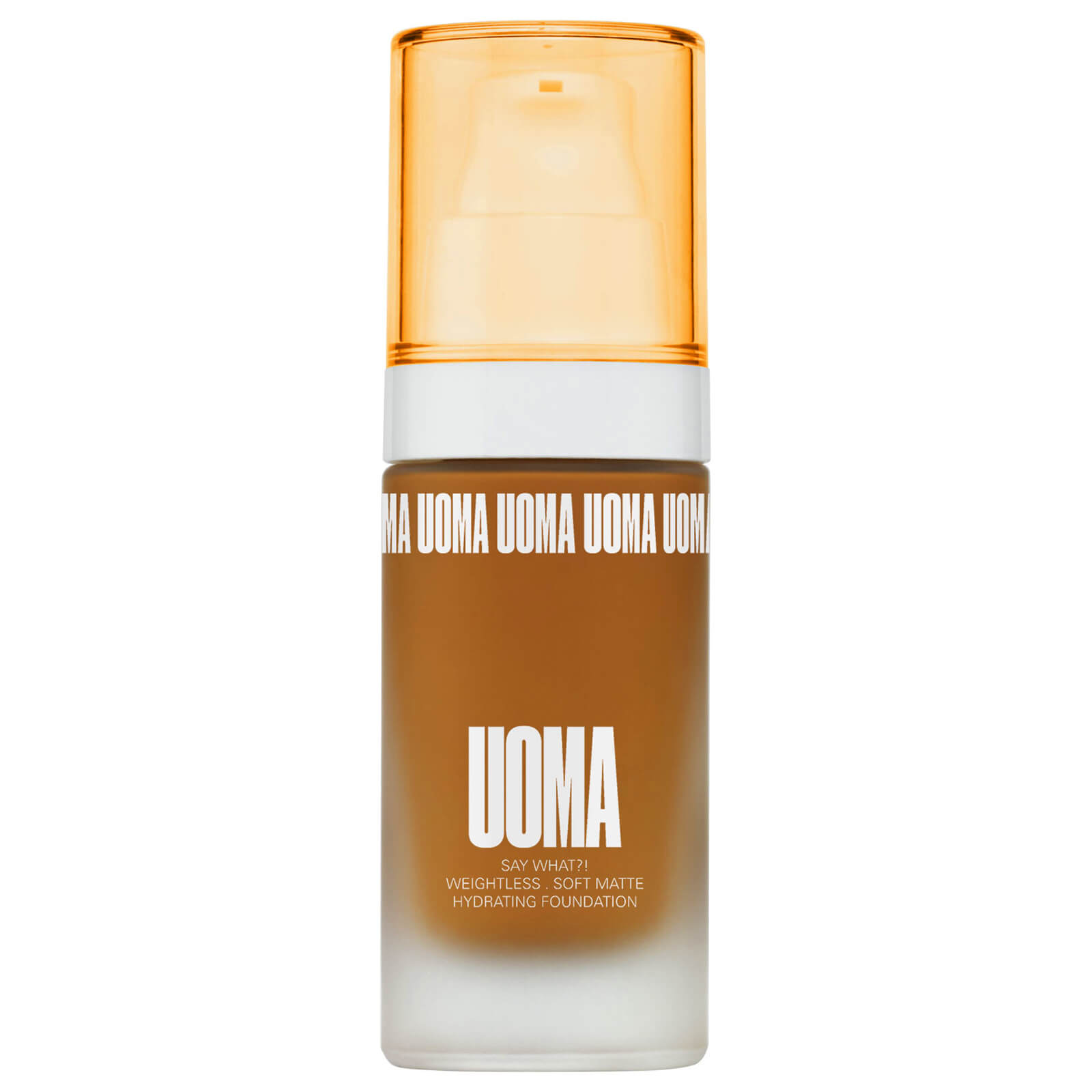 UOMA Beauty Say What Foundation 30ml (Various Shades) - Brown Sugar T2W