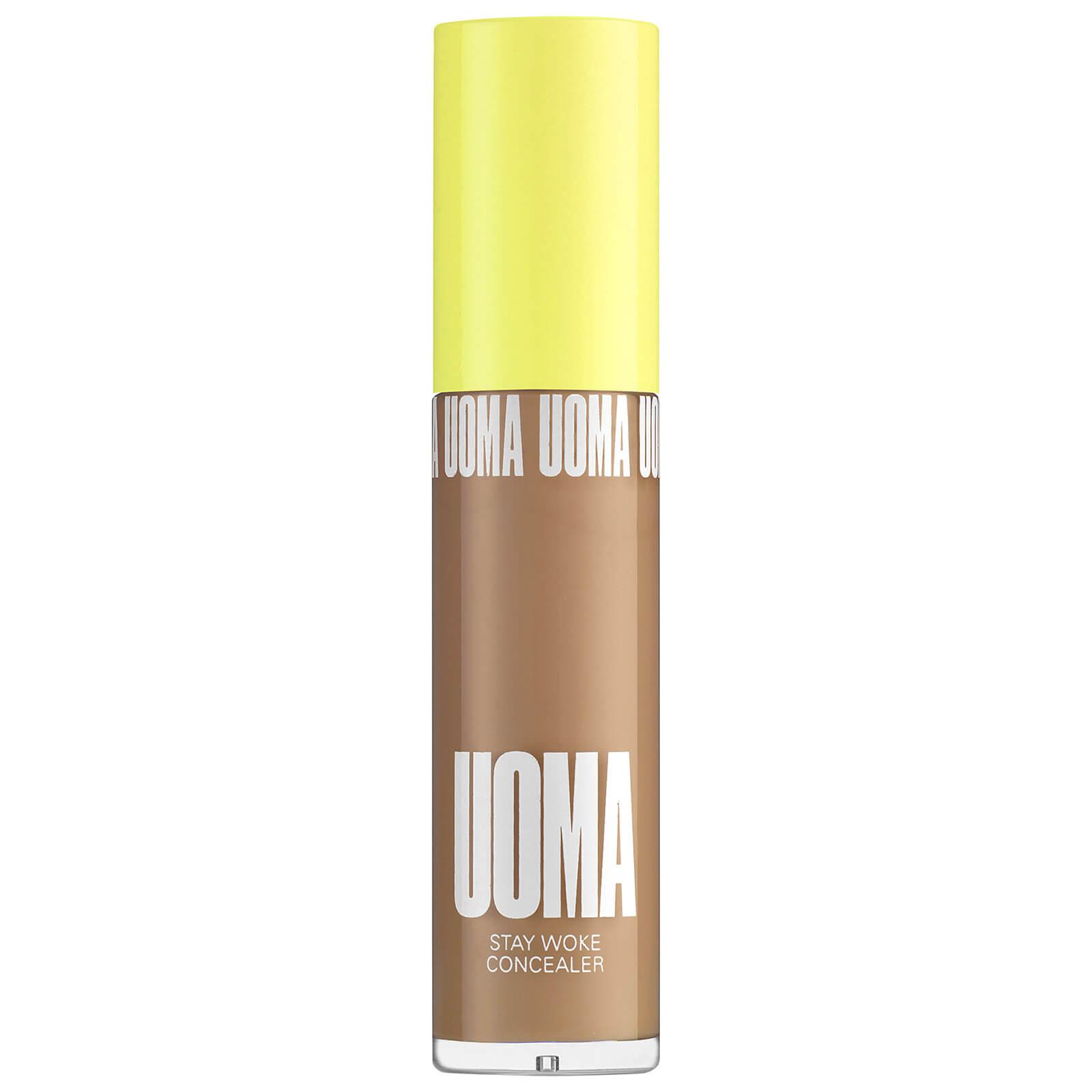 UOMA Beauty Stay Woke Luminous Brightening Concealer 30ml (Various Shades) - Bronze Venus T2