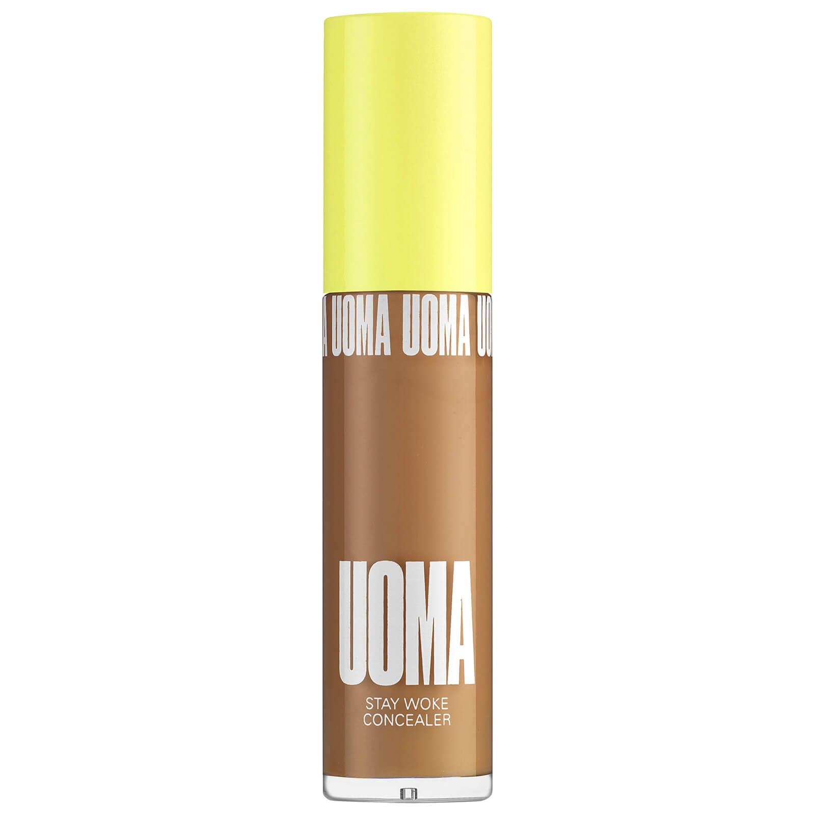 UOMA Beauty Stay Woke Luminous Brightening Concealer 30ml (Various Shades) - Bronze Venus T3