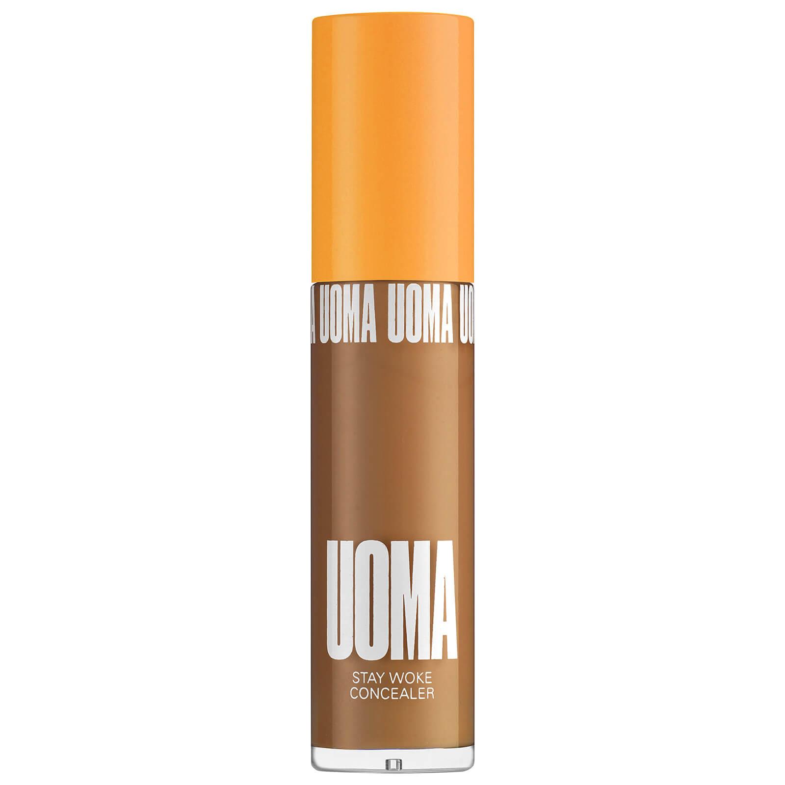UOMA Beauty Stay Woke Luminous Brightening Concealer 30ml (Various Shades) - Brown Sugar T2