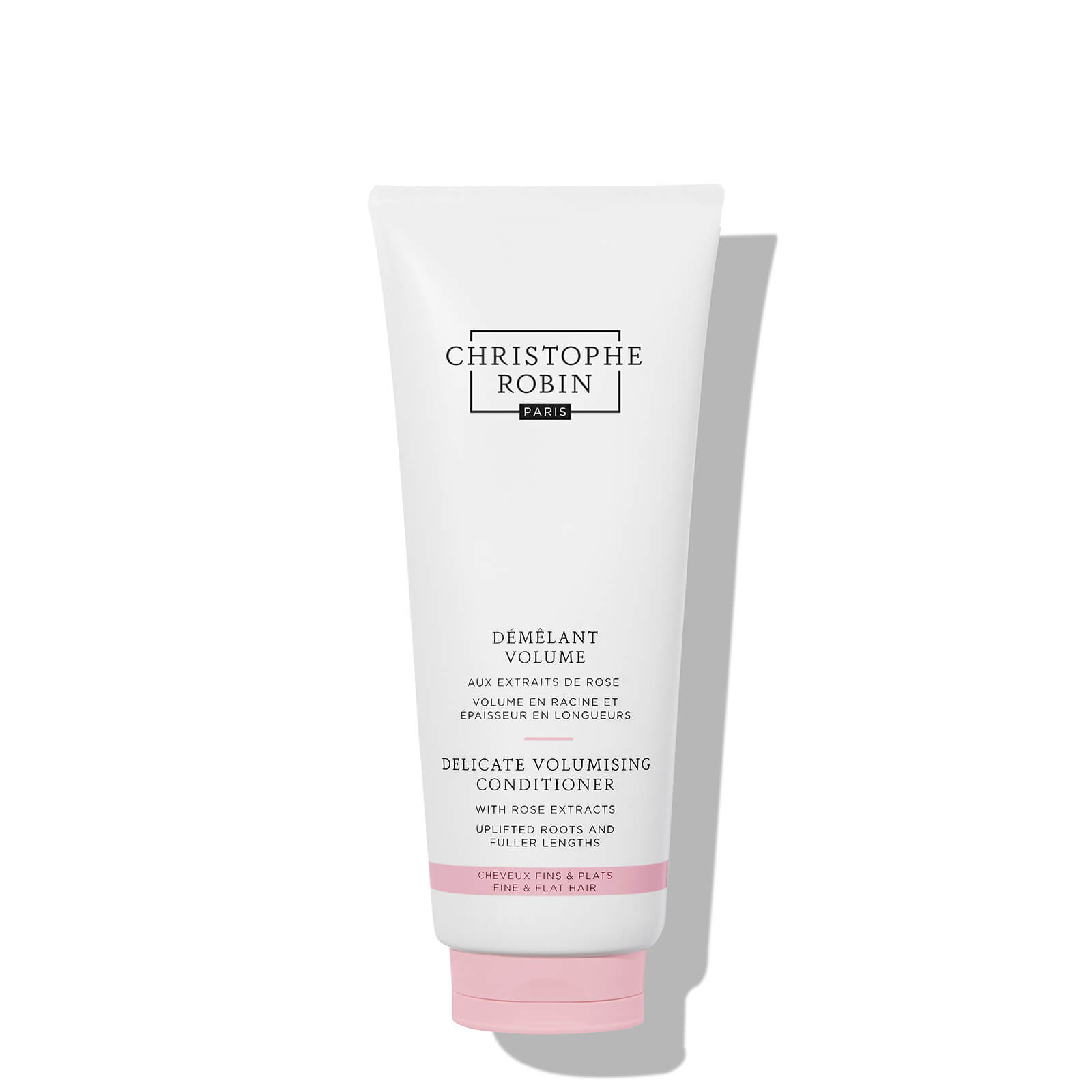Christophe Robin Volumising Conditioner with Rose Extracts 200ml  - Купить