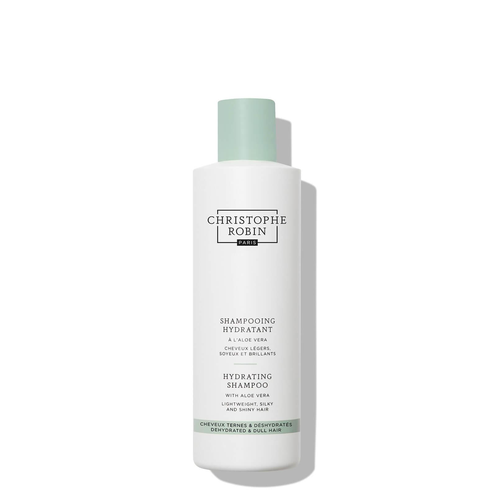 Купить Christophe Robin Hydrating Shampoo with Aloe Vera 250ml