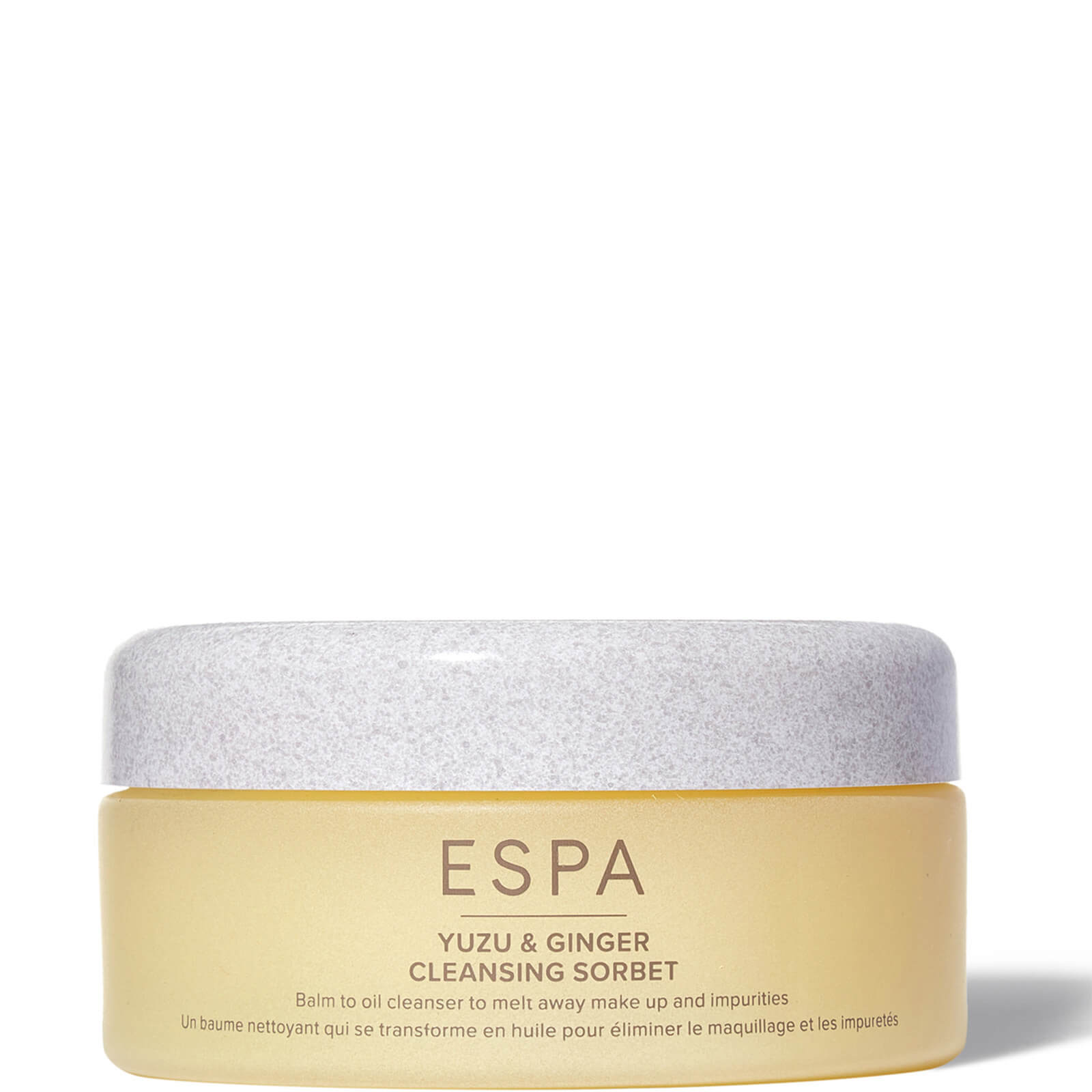 Espa YUZU & GINGER CLEANSING SORBET - RETAIL