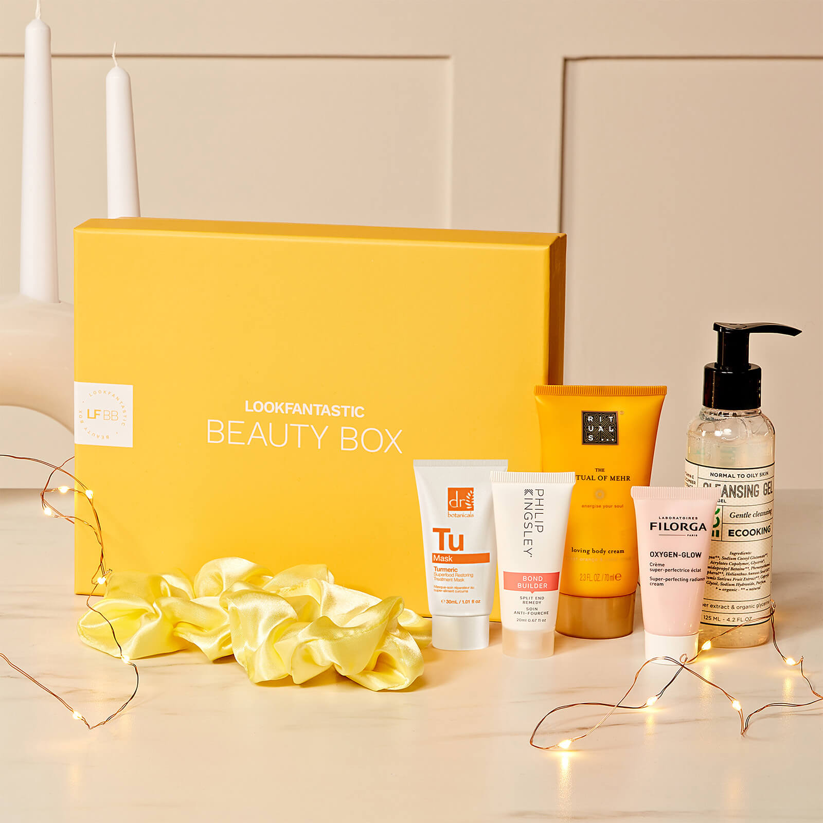 Abbonamento Beauty Box LOOKFANTASTIC - 3 Month