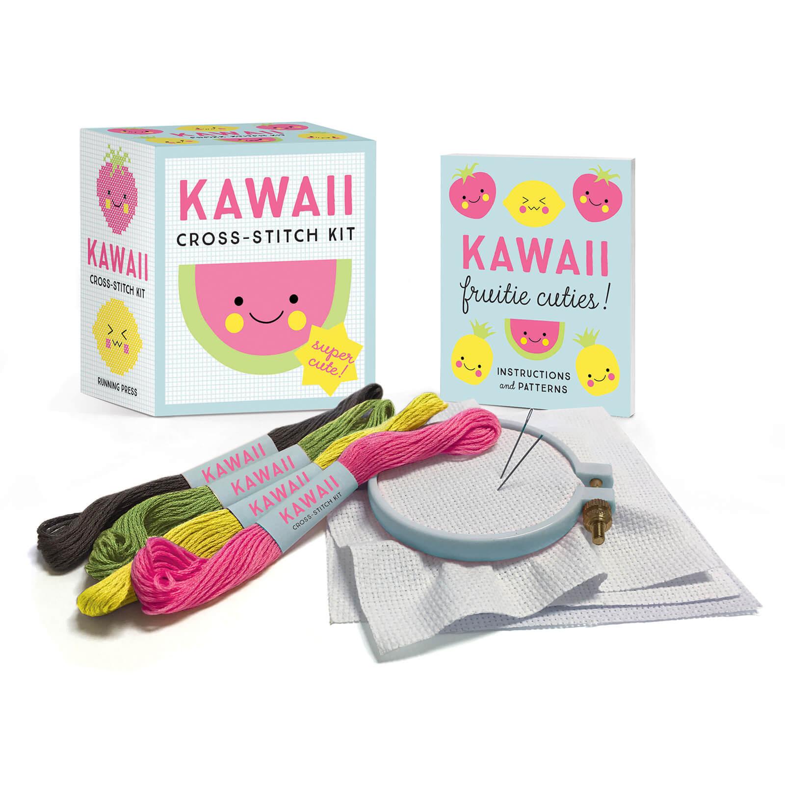 Kawaii Cross Stitch Kit