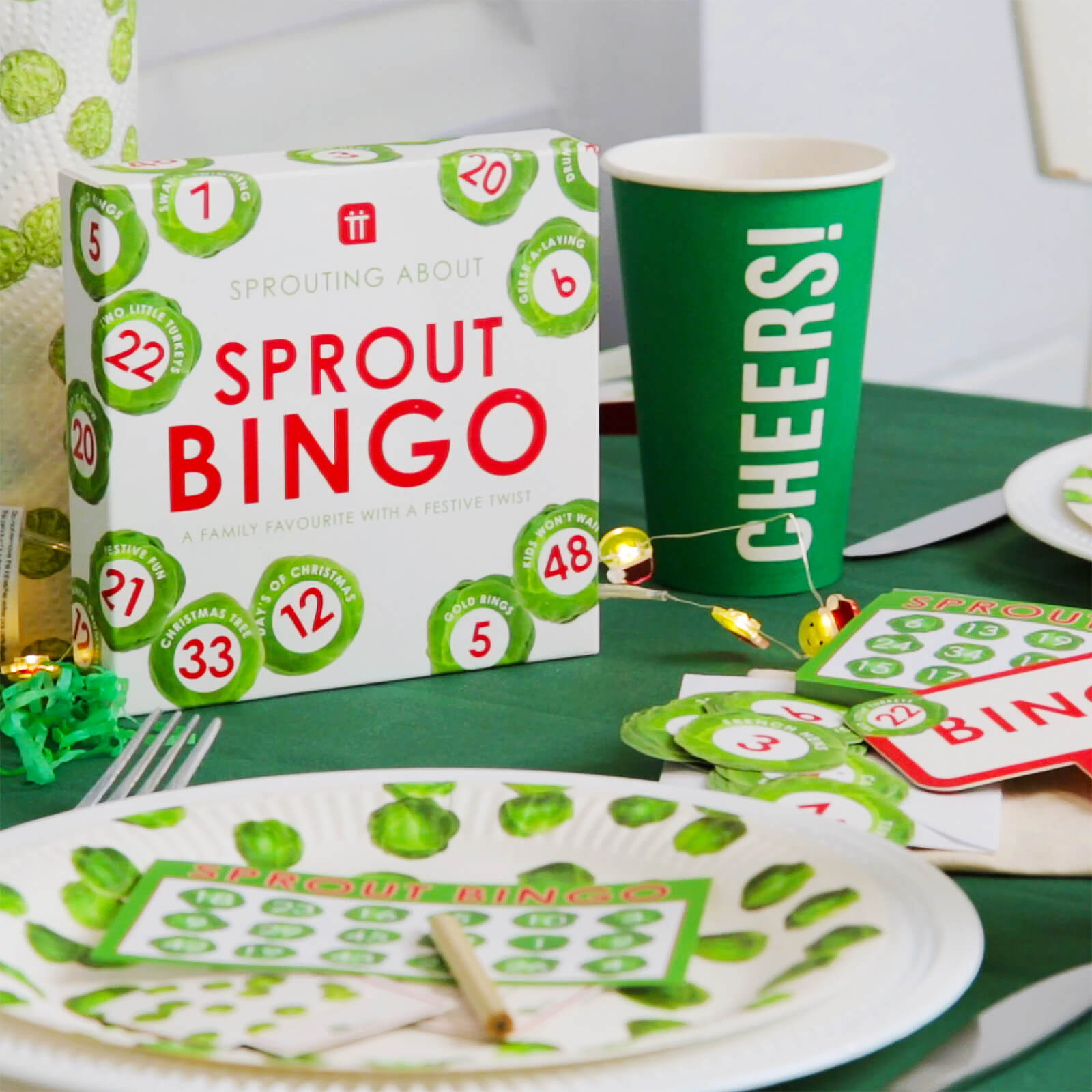 Image of Sprout Bingo Game