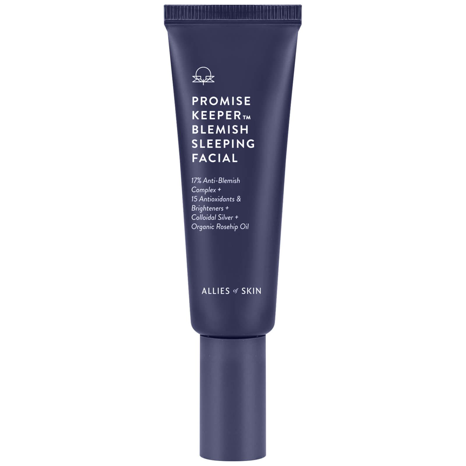 Купить Allies of Skin Promise Keeper Blemish Sleeping Facial 50ml
