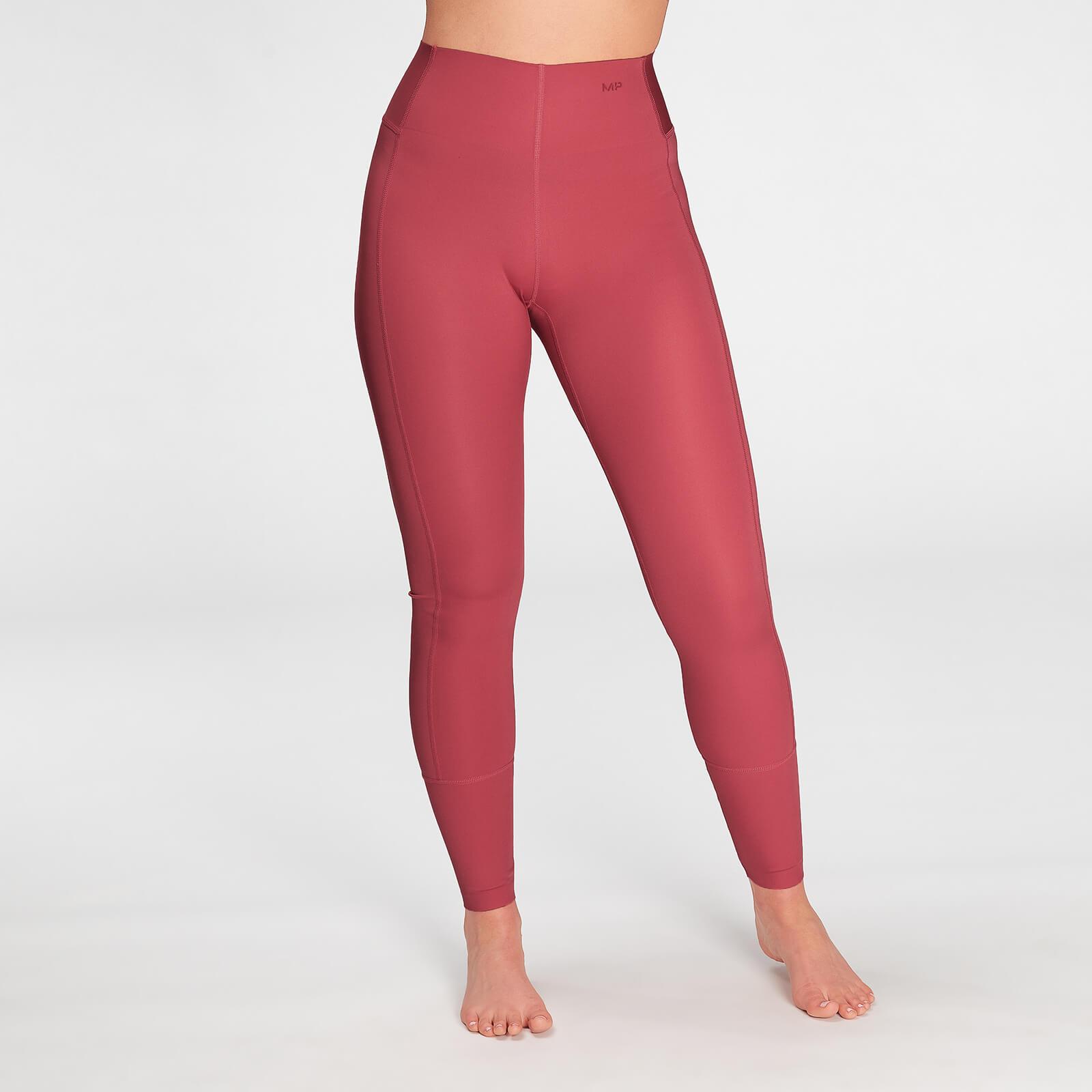 Купить MP Women's Composure Leggings- Berry Pink - XXS, Myprotein International