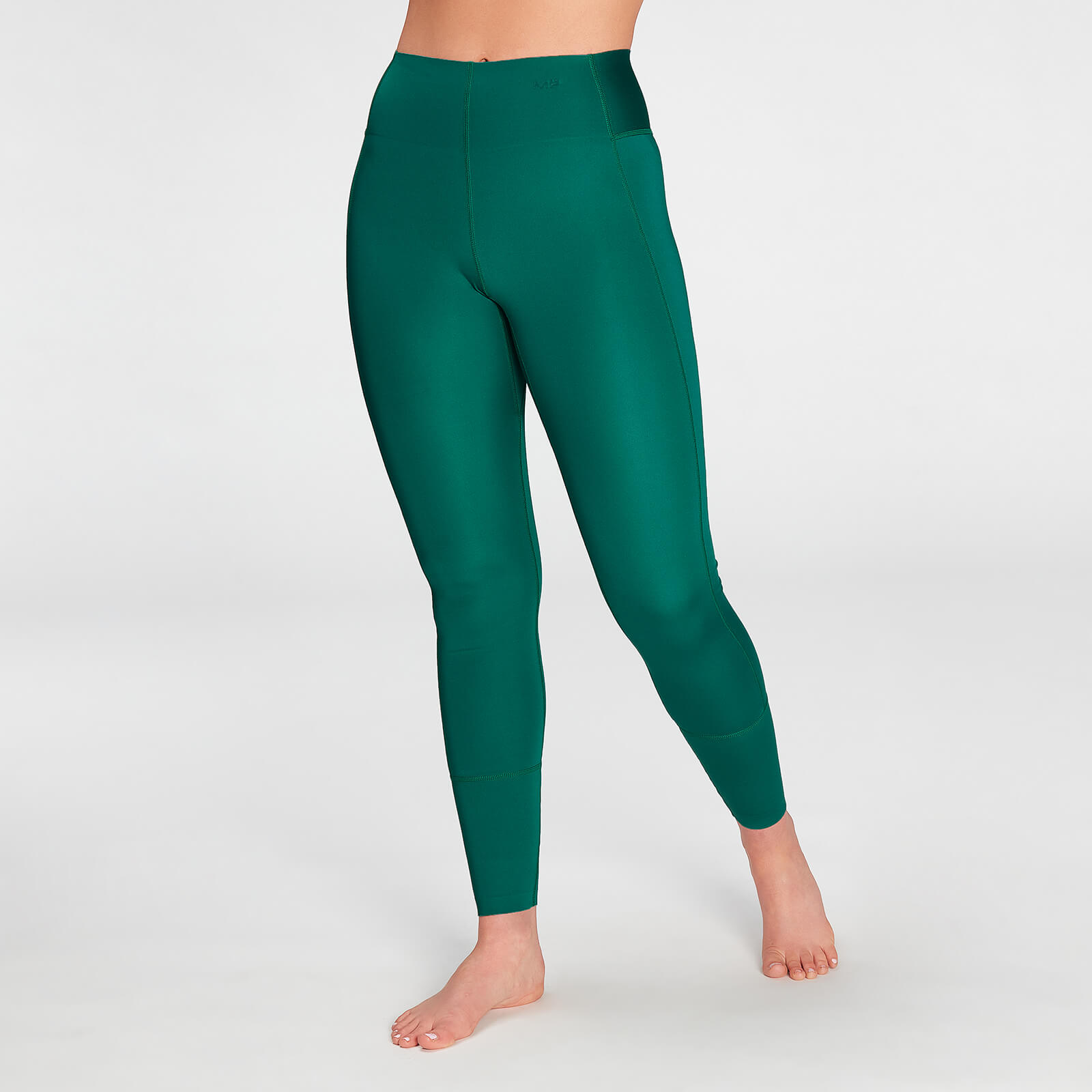 Купить MP Women's Composure Leggings- Energy Green - XXS, Myprotein International