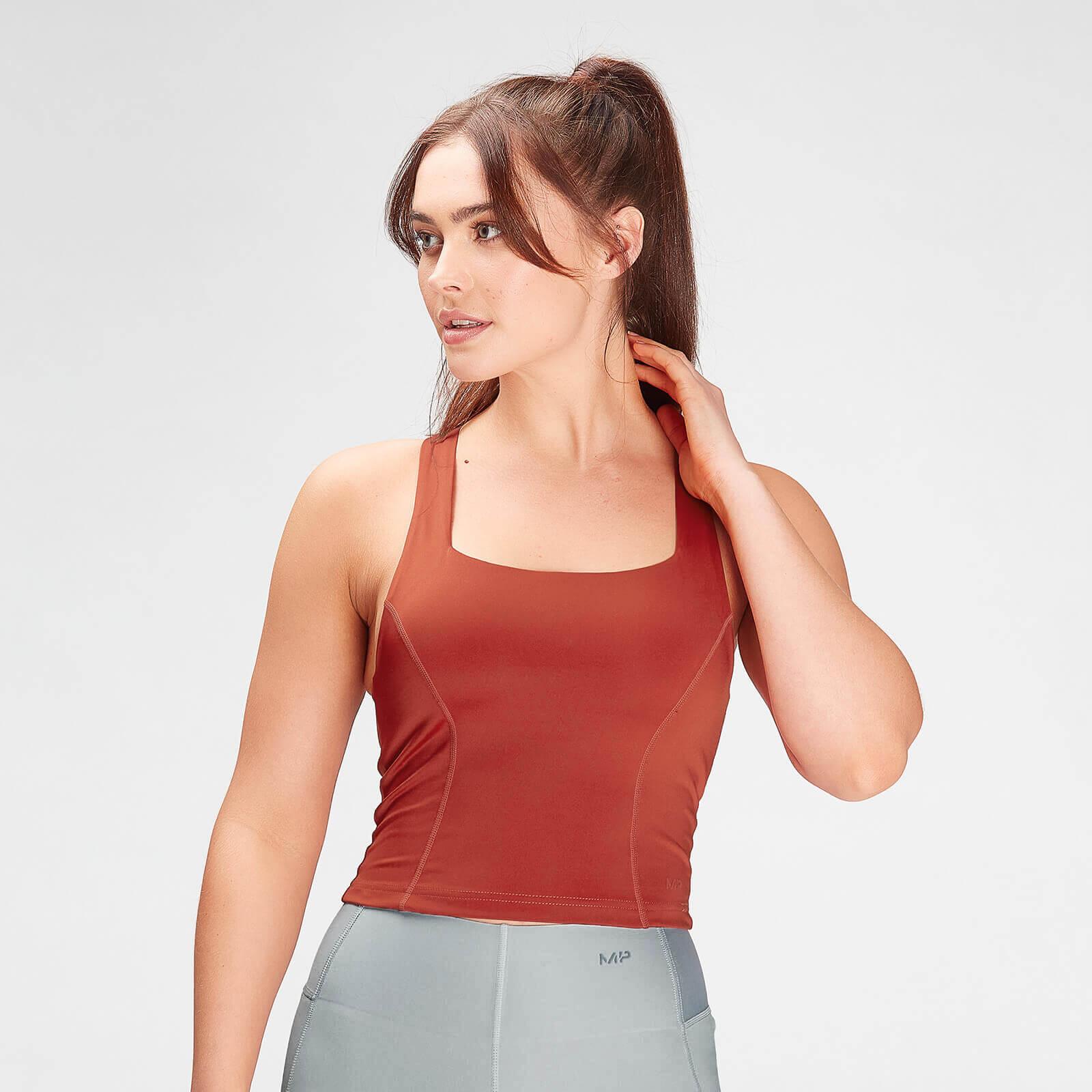 MP Women's Composure Vest- Burnt Red - XXS
