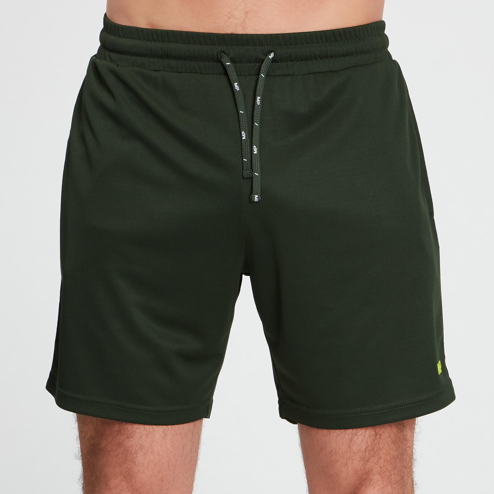 MP Men's Graphic Training Short - Dark Green - XXL, Myprotein International  - купить со скидкой