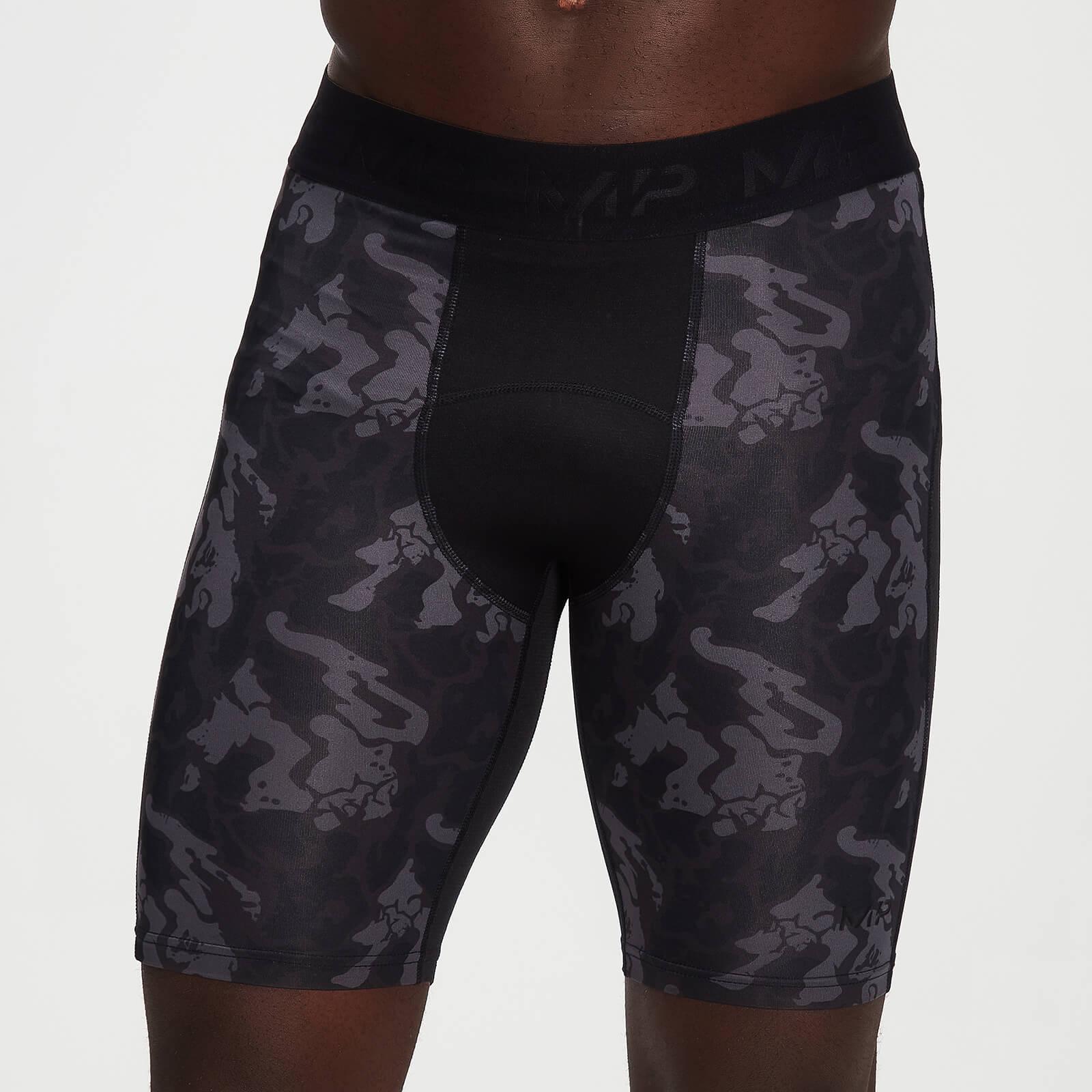 Компрессионные камуфляжные мужские шорты MP Adapt - XXS, Myprotein International  - купить со скидкой
