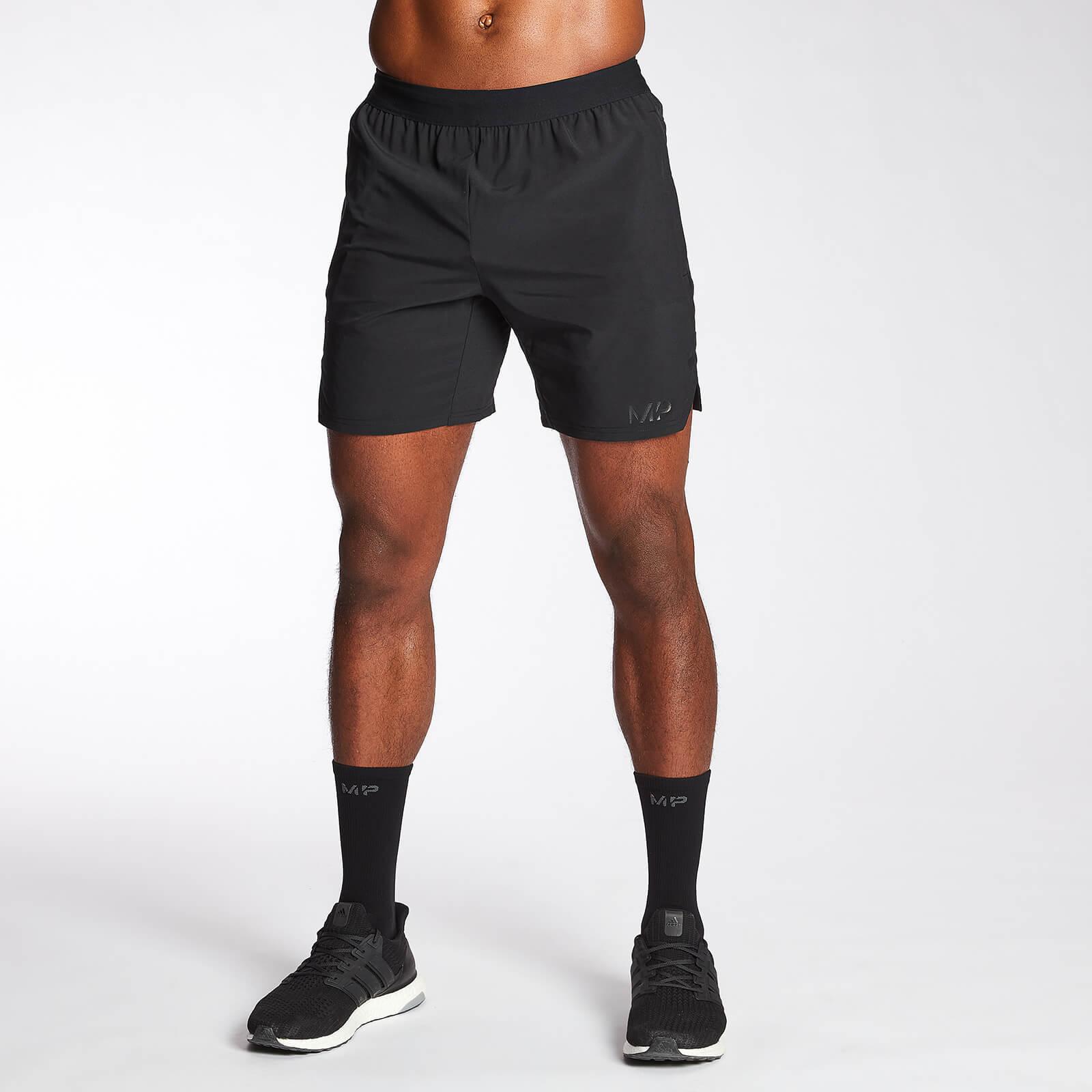 Купить MP Men's Agility Shorts - Black - XXS, Myprotein International