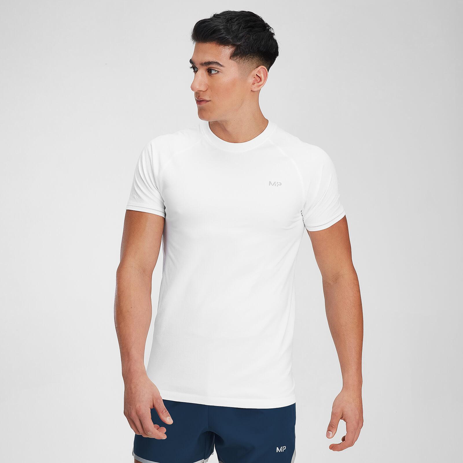 T-shirt à manches courtes MP Velocity pour hommes – Blanc - XL