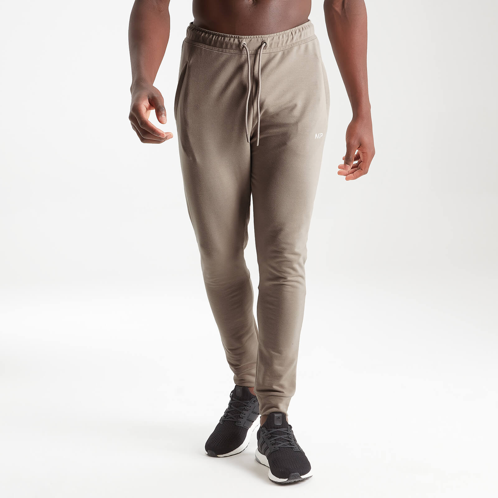 MP Men's Form Slim Fit Joggers - Taupe - XS