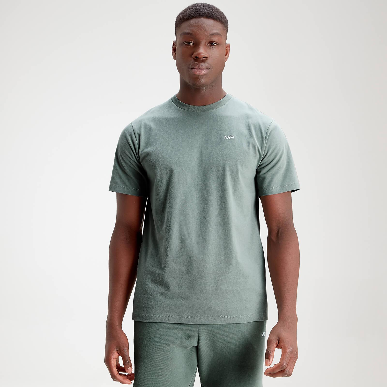 Купить MP Men's Essentials Short Sleeve T-Shirt - Washed Green - XXL, Myprotein International