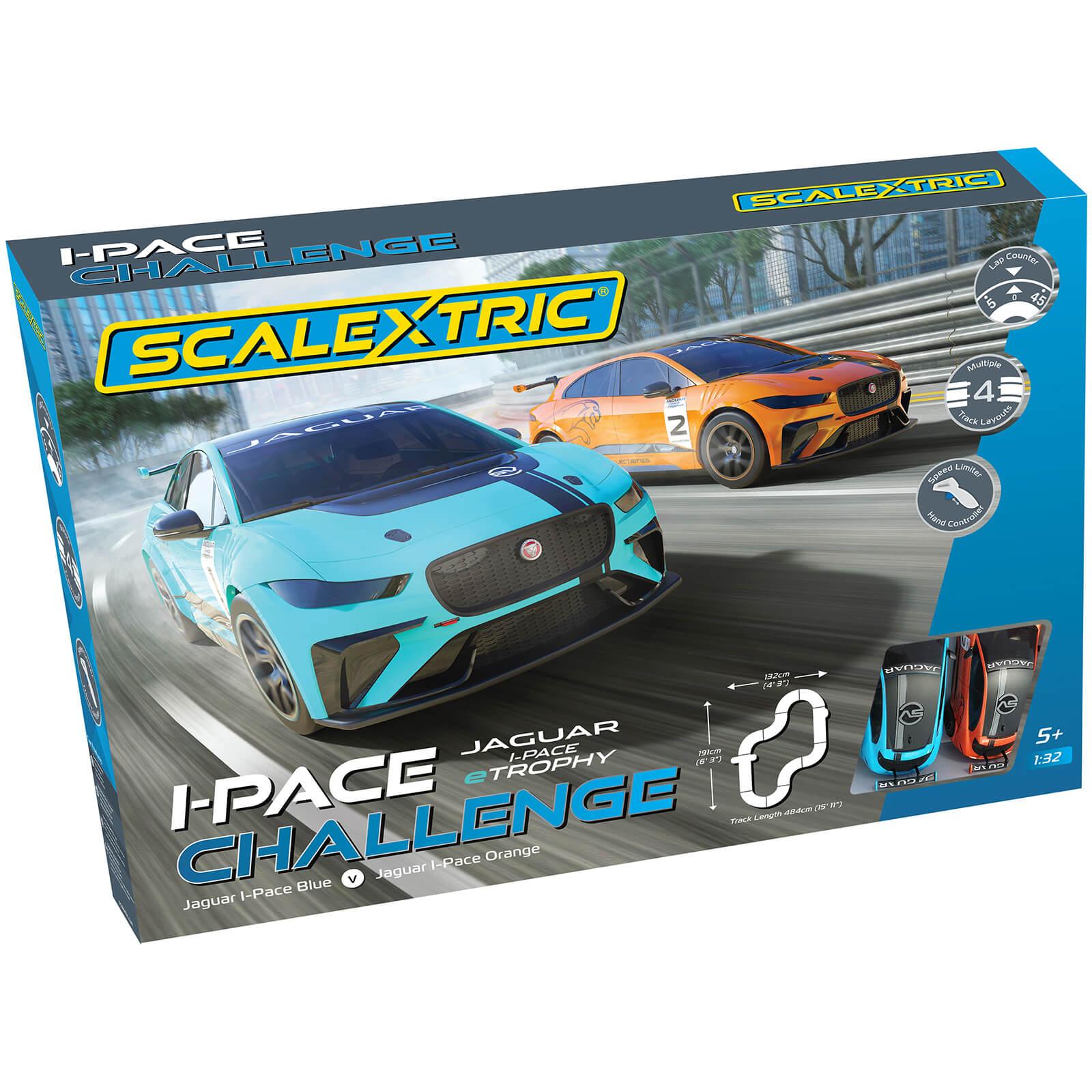 Scalextric I-Pace Challenge (2 x Jaguar I-Pace) Race Set