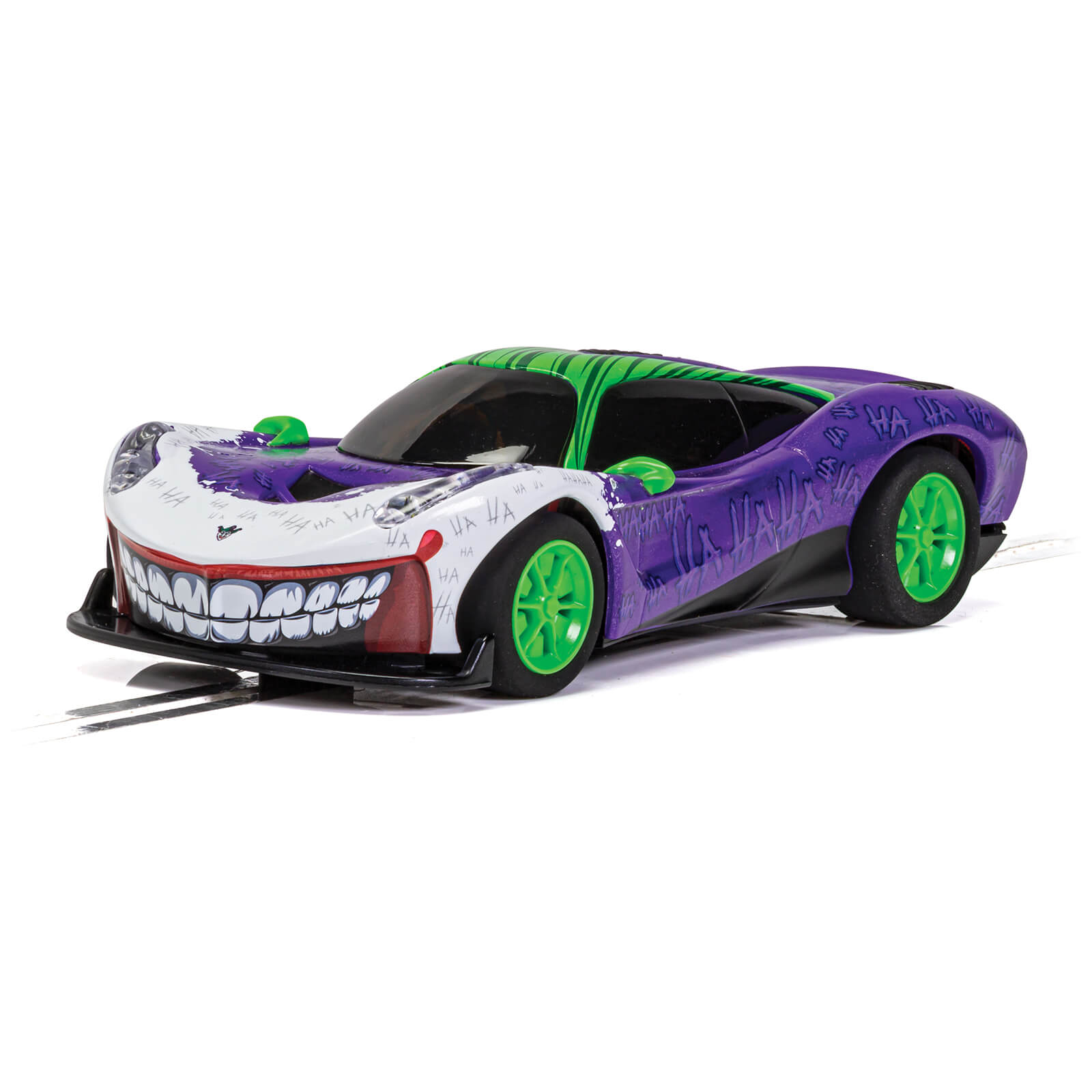 Scalextric Joker Inspired Car – Scale 1:32