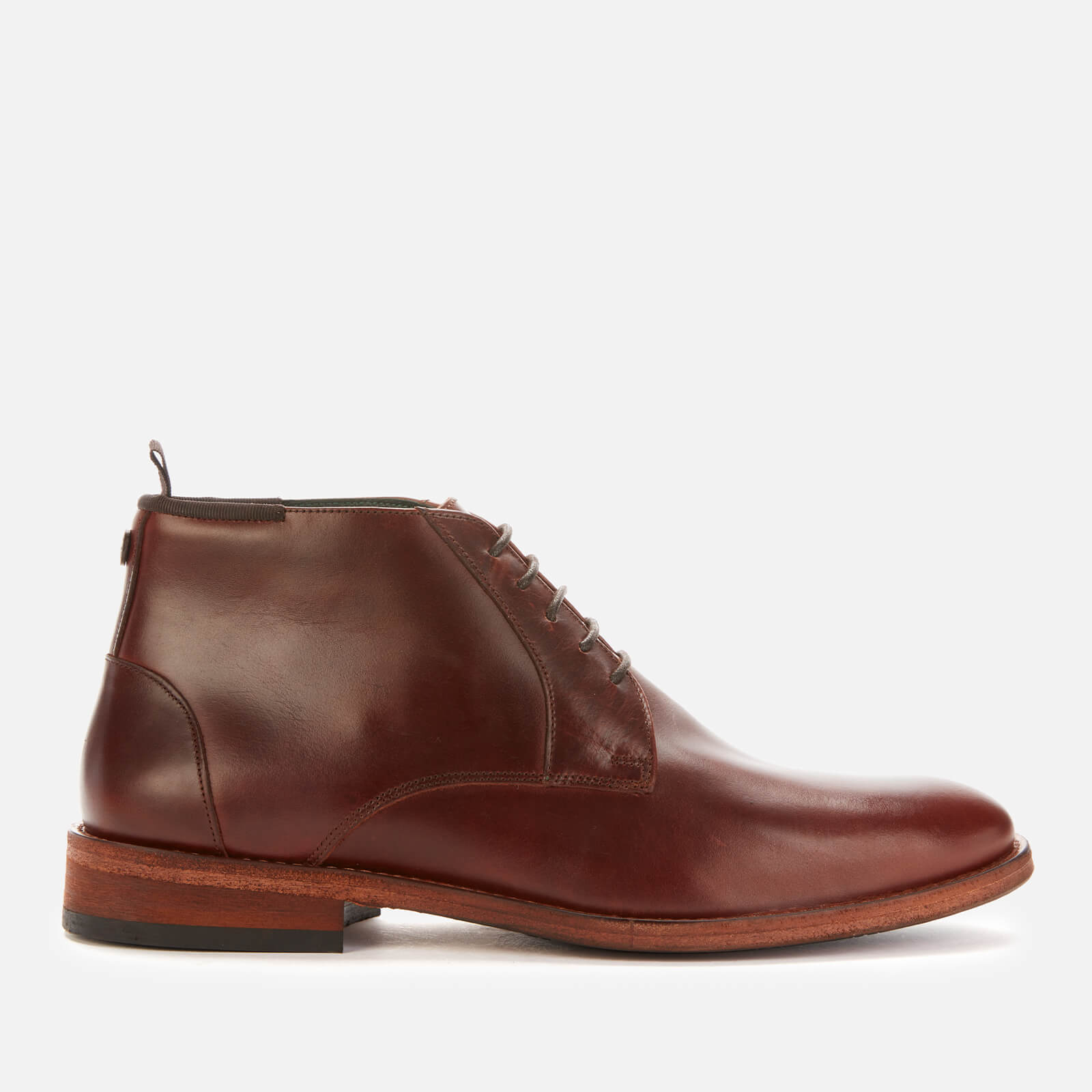 Click to view product details and reviews for Barbour Mens Benwell Chukka Boots Mahogany Uk 7.