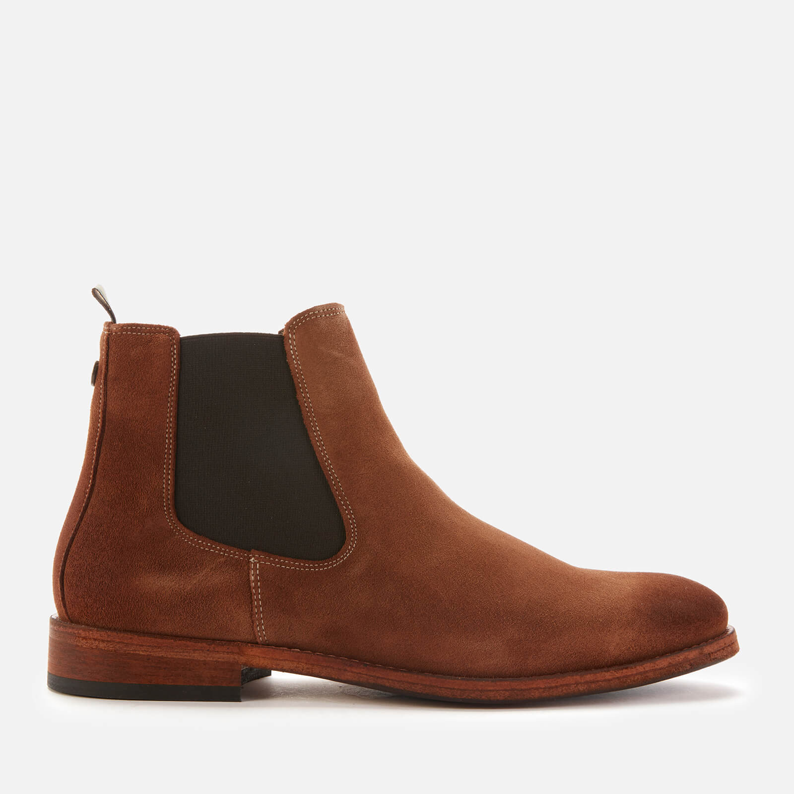 Click to view product details and reviews for Barbour Mens Bedlington Chelsea Boots Cognac Suede Uk 7.