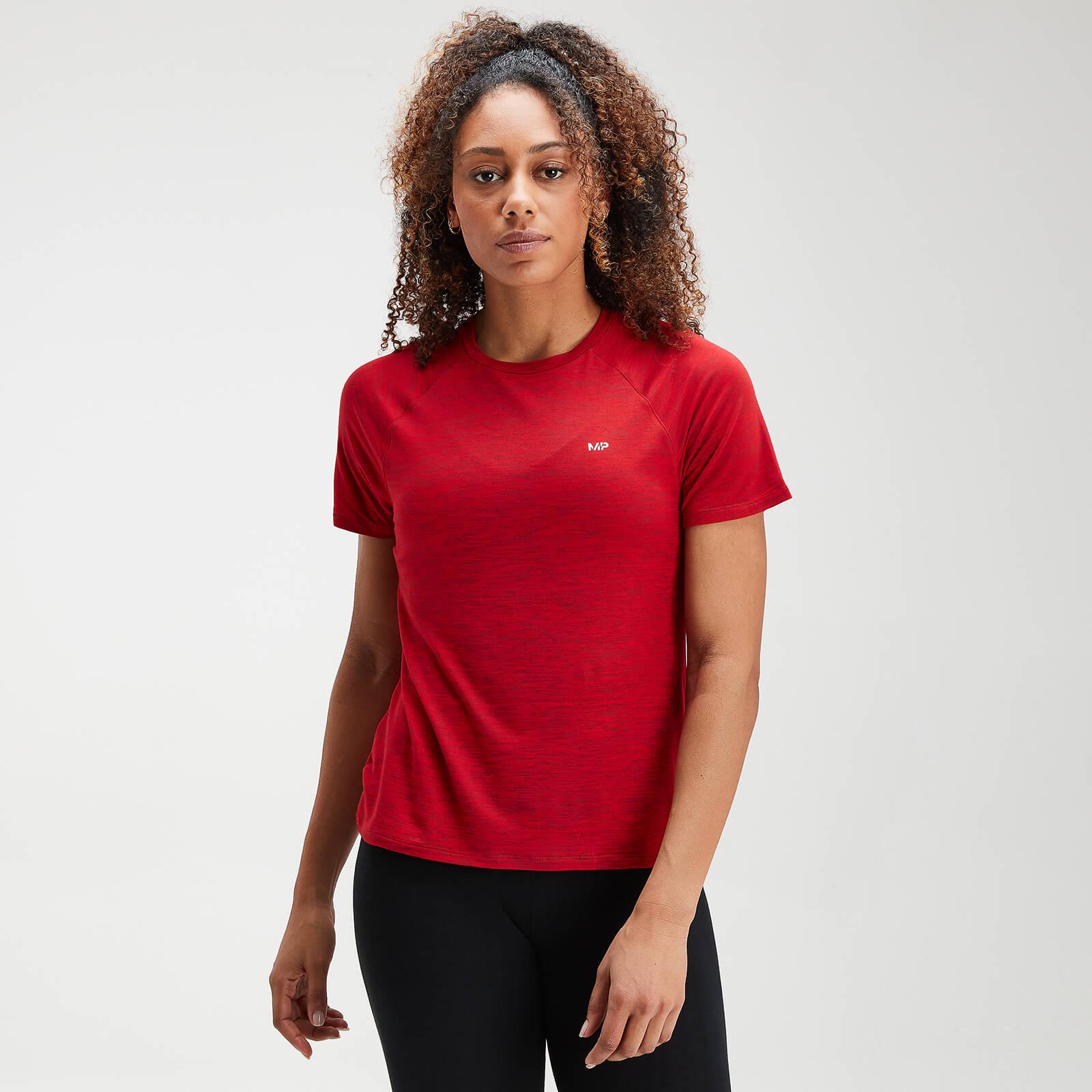 Купить MP Women's Performance T-Shirt - Danger Marl - XXL, Myprotein International