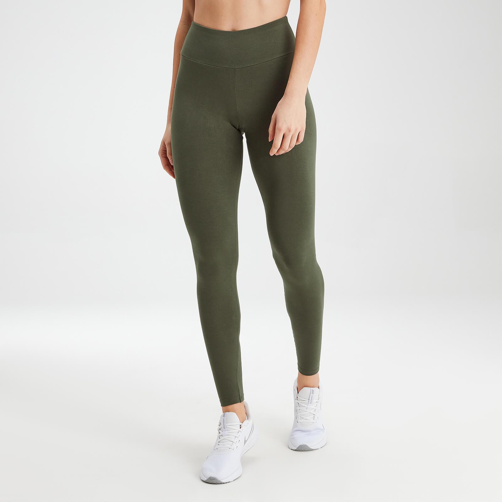 MP Women's Essentials Leggings - Dark Olive - XL