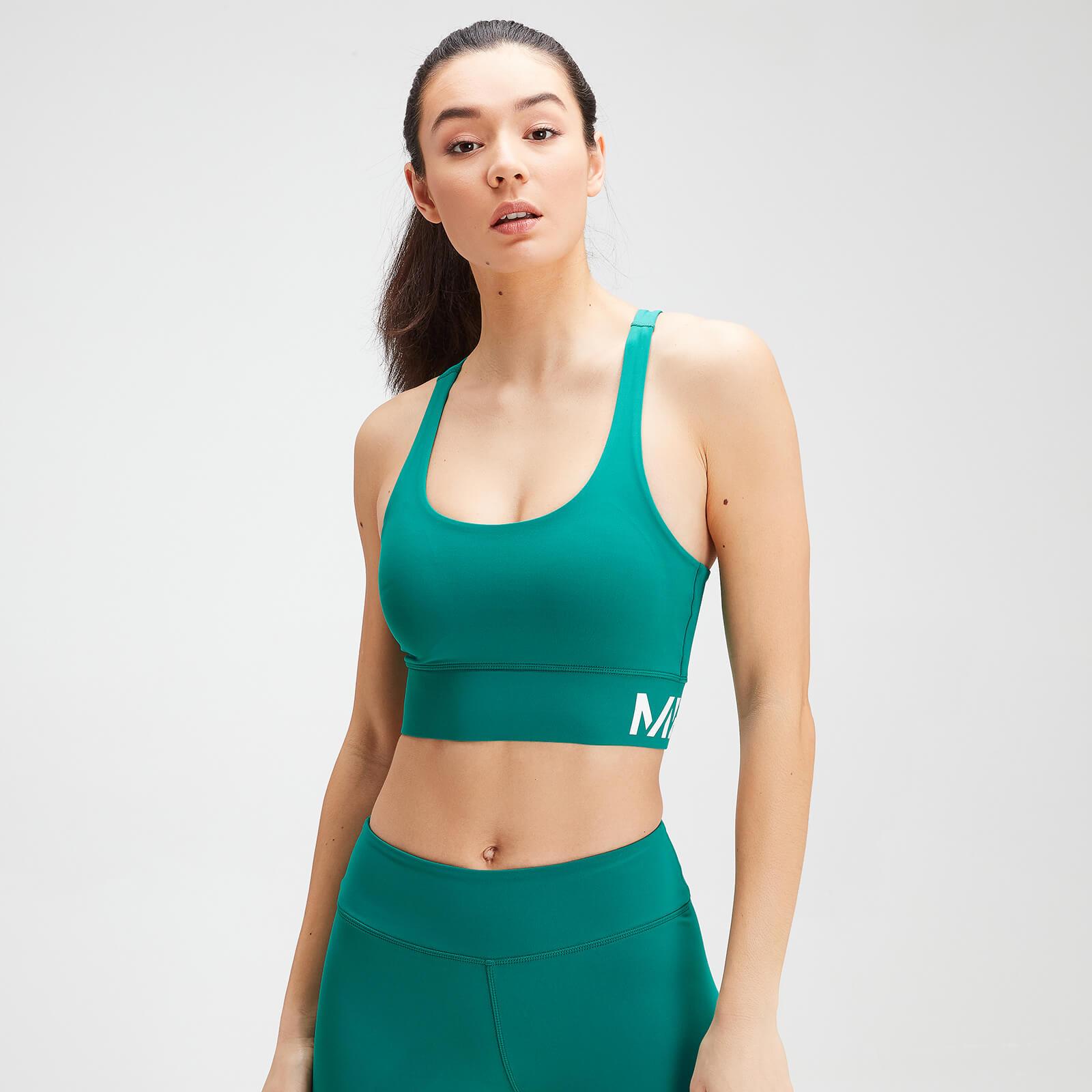 MP Women's Essentials Training Sports Bra - Energy Green - S