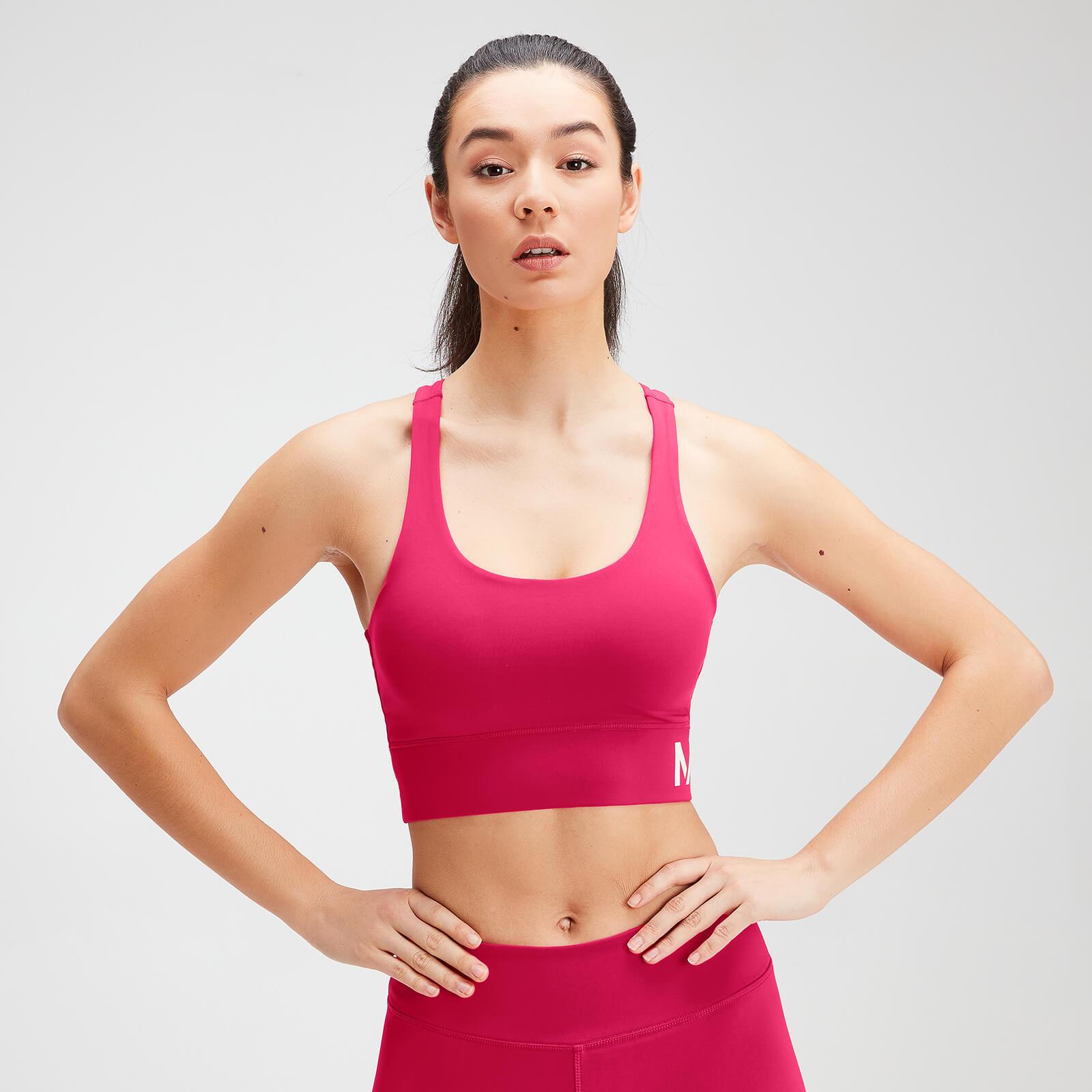Купить MP Women's Essentials Training Sports Bra - Virtual Pink - XXS, Myprotein International