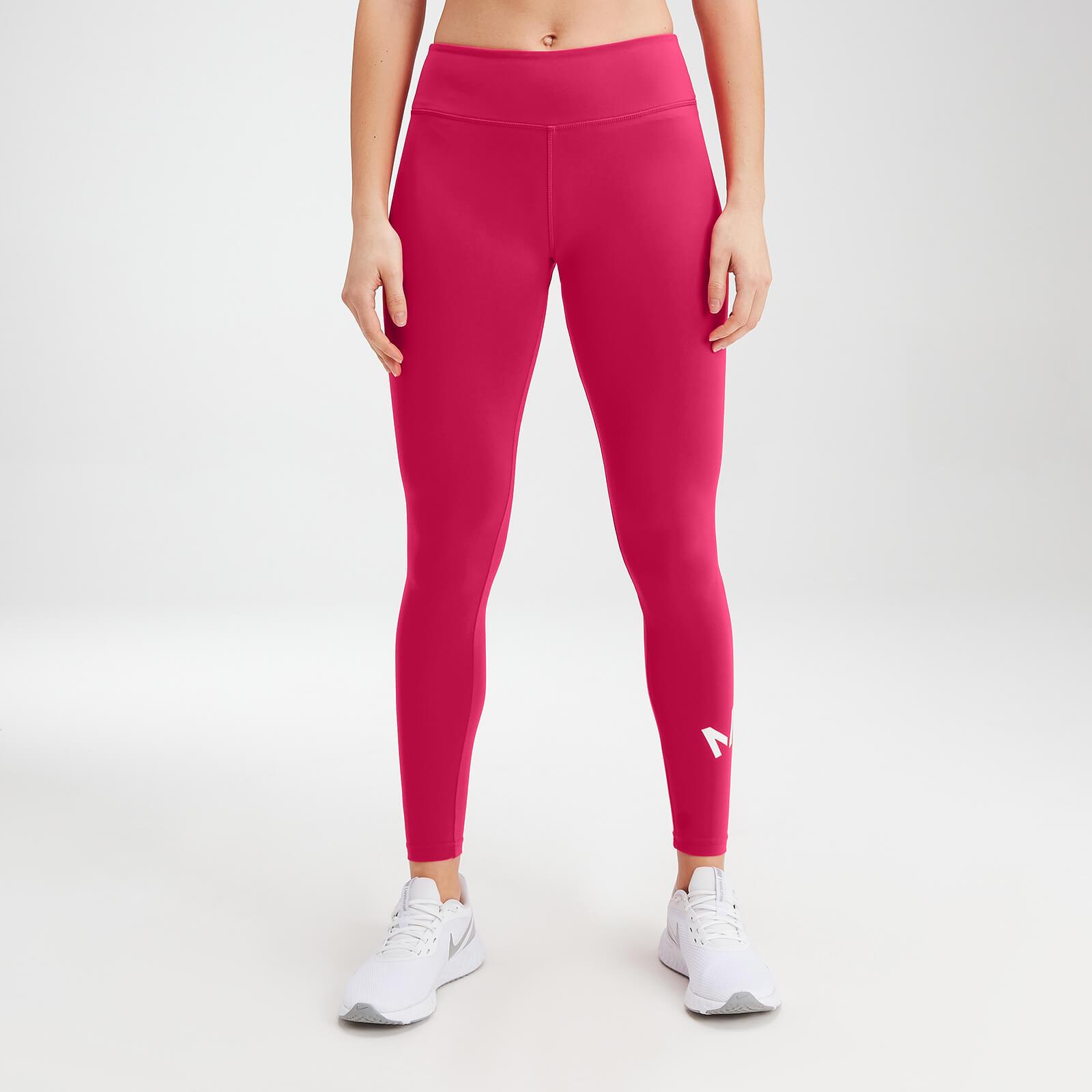 Купить MP Women's Essentials Training Leggings - Virtual Pink - XXL, Myprotein International
