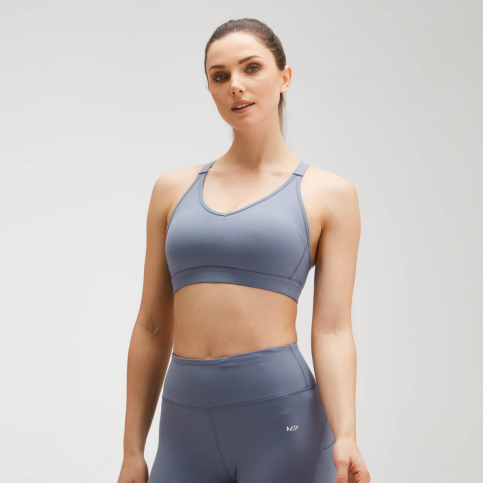 Купить MP Women's Power Mesh Sports Bra - Galaxy - XXS, Myprotein International