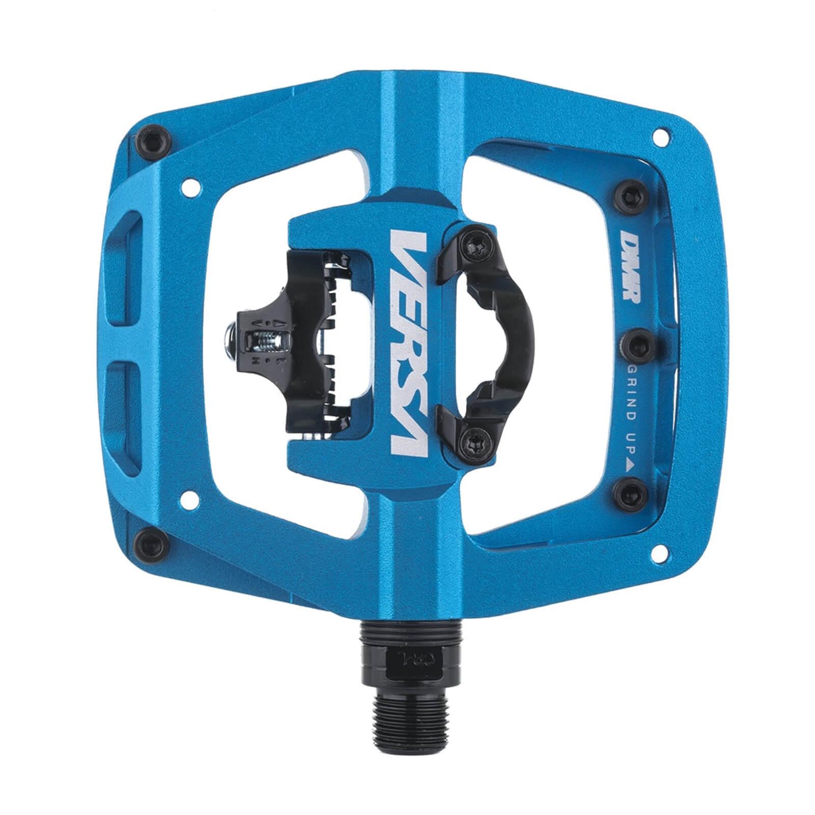 dmr versa dual sided pedal - blue
